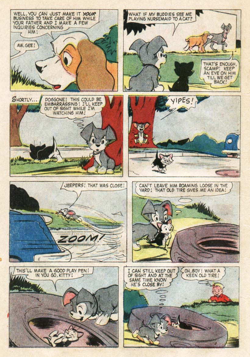Walt Disney's Comics and Stories issue 241 - Page 14