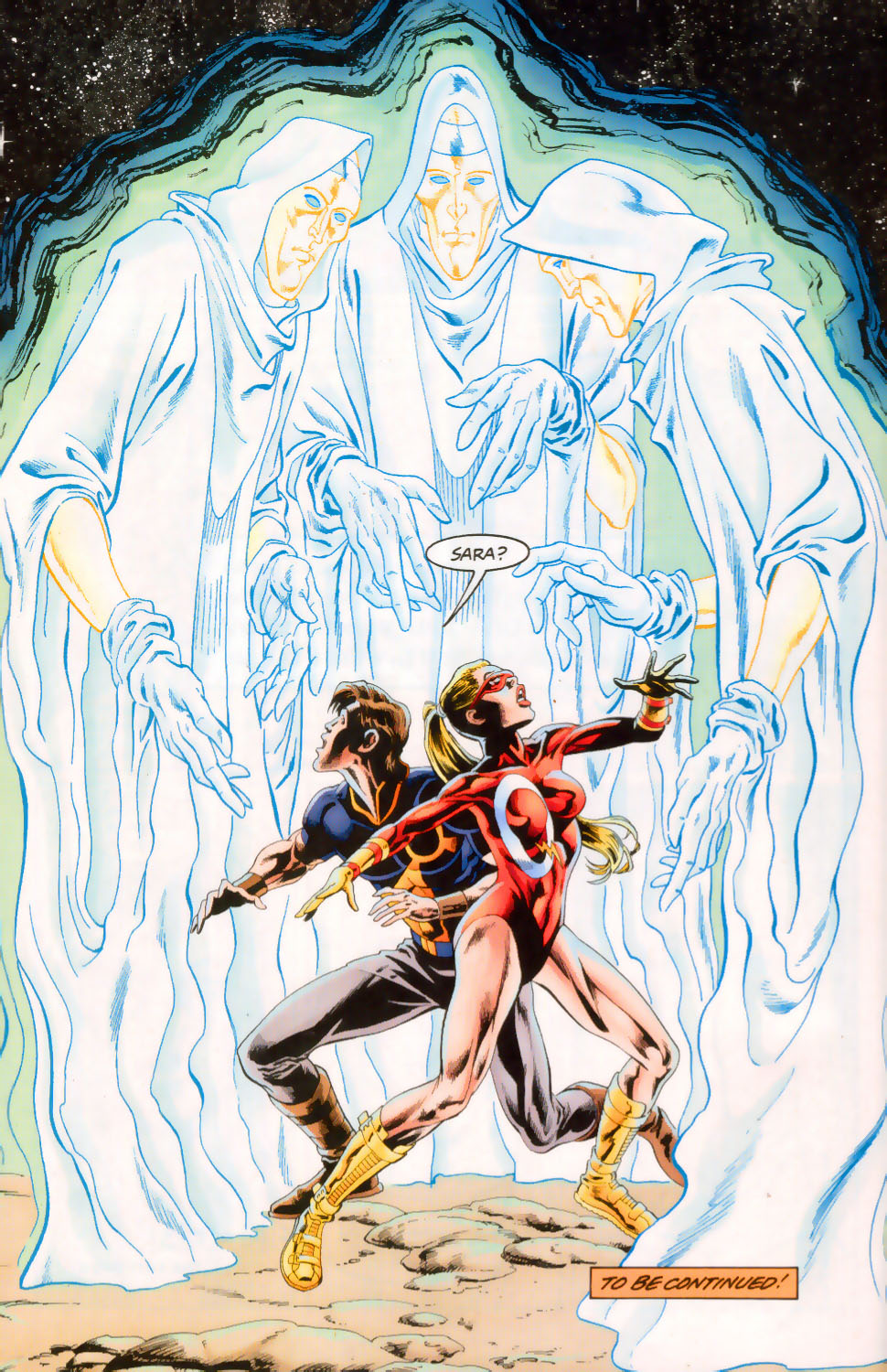 Read online The Titans (1999) comic -  Issue #45 - 23