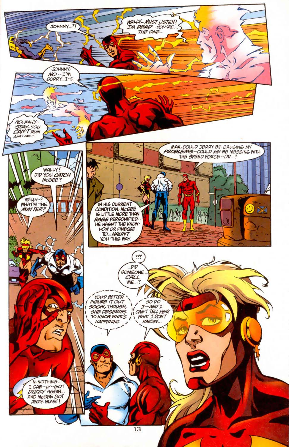 Read online The Flash (1987) comic -  Issue # _Annual 11 - 14