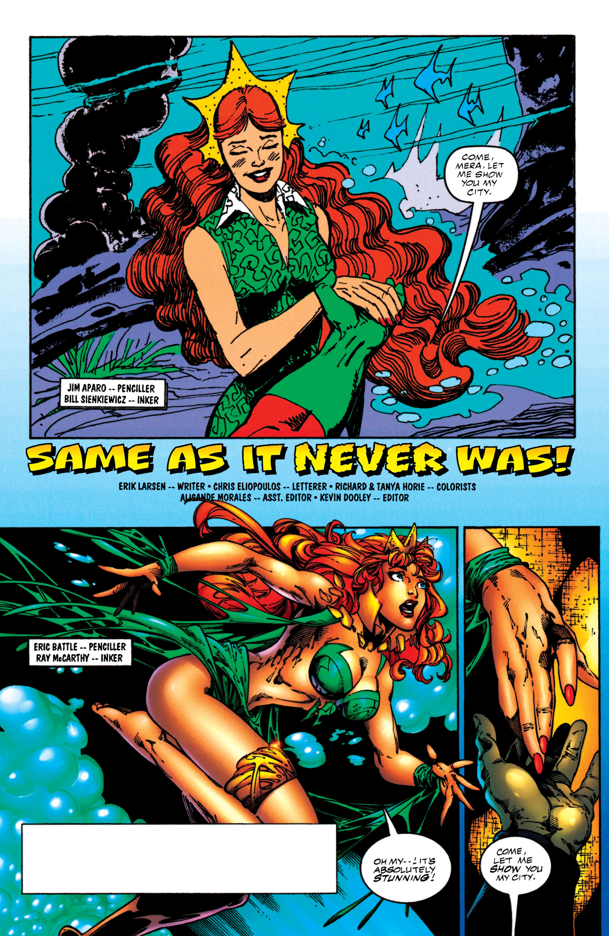 Read online Aquaman (1994) comic -  Issue #52 - 2