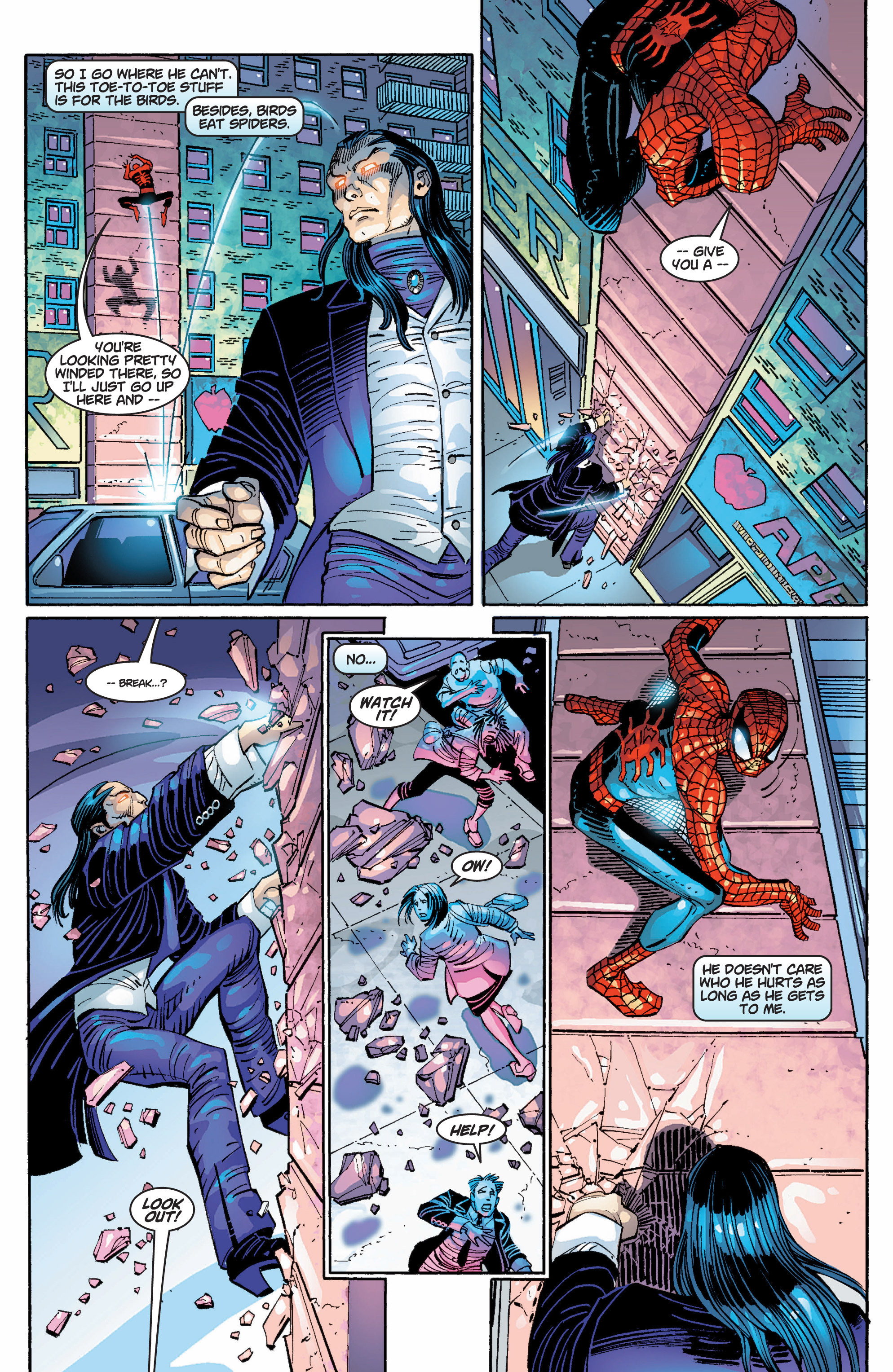 The Amazing Spider-Man (1999) 33 Page 6