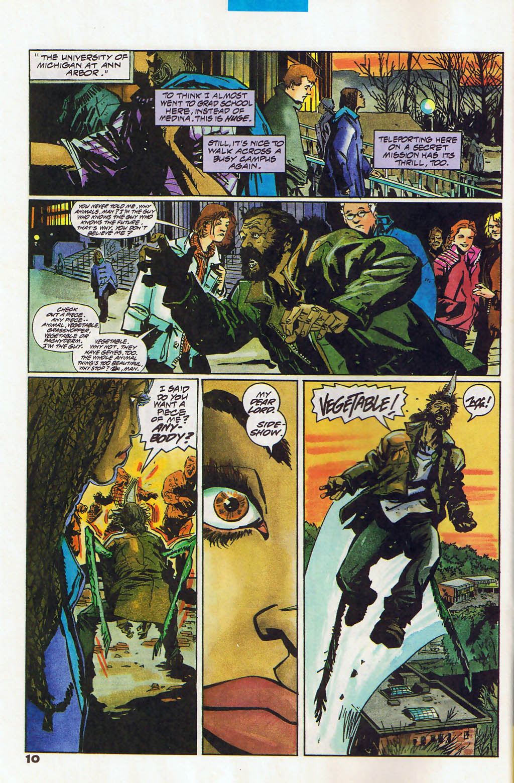 Read online Shadow Cabinet comic -  Issue #13 - 9