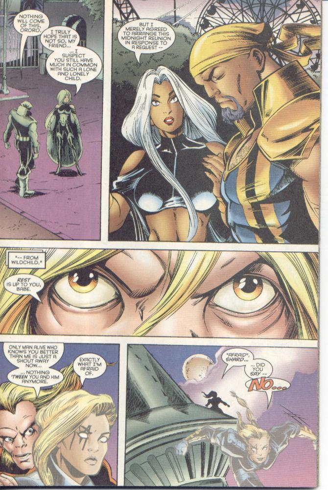 X-Men Annual issue 20 - Page 15