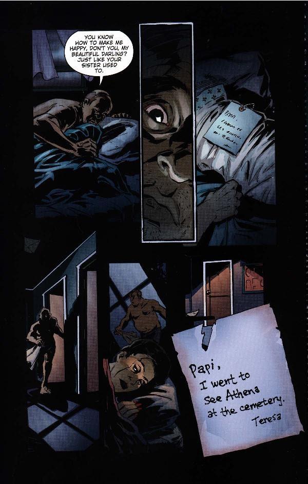 Read online Vampire the Masquerade comic -  Issue # Nosferatu - 46