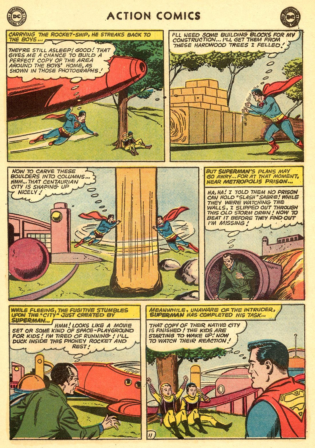 Read online Action Comics (1938) comic -  Issue #315 - 15