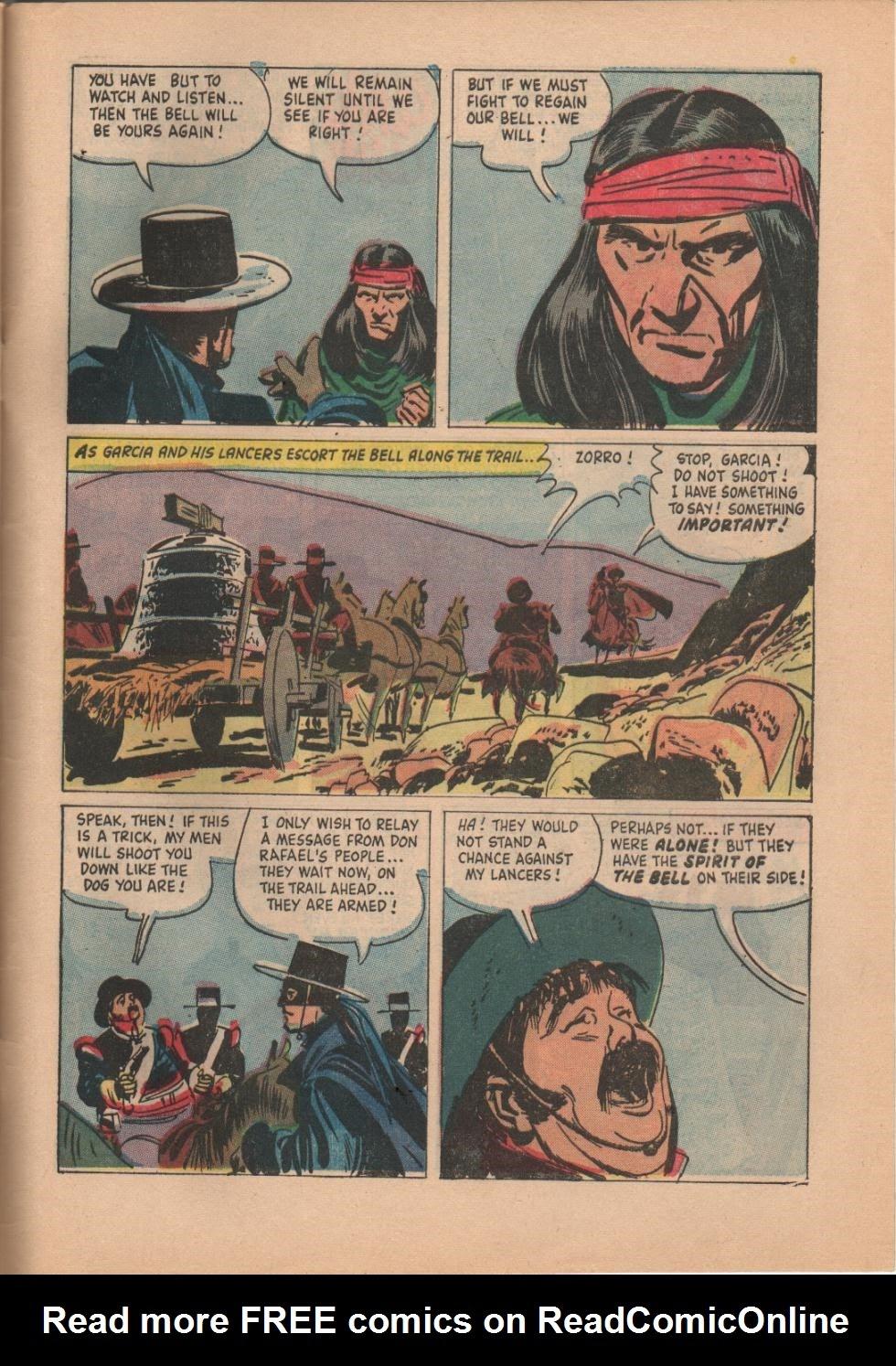 Zorro (1966) issue 5 - Page 33