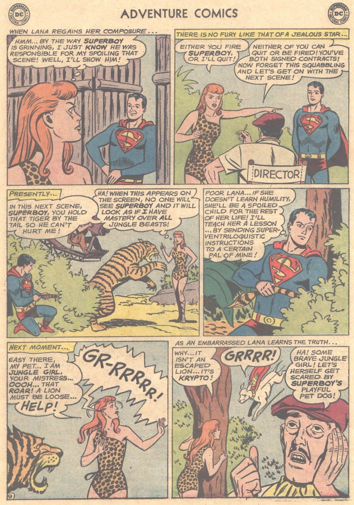 Read online Adventure Comics (1938) comic -  Issue #312 - 30
