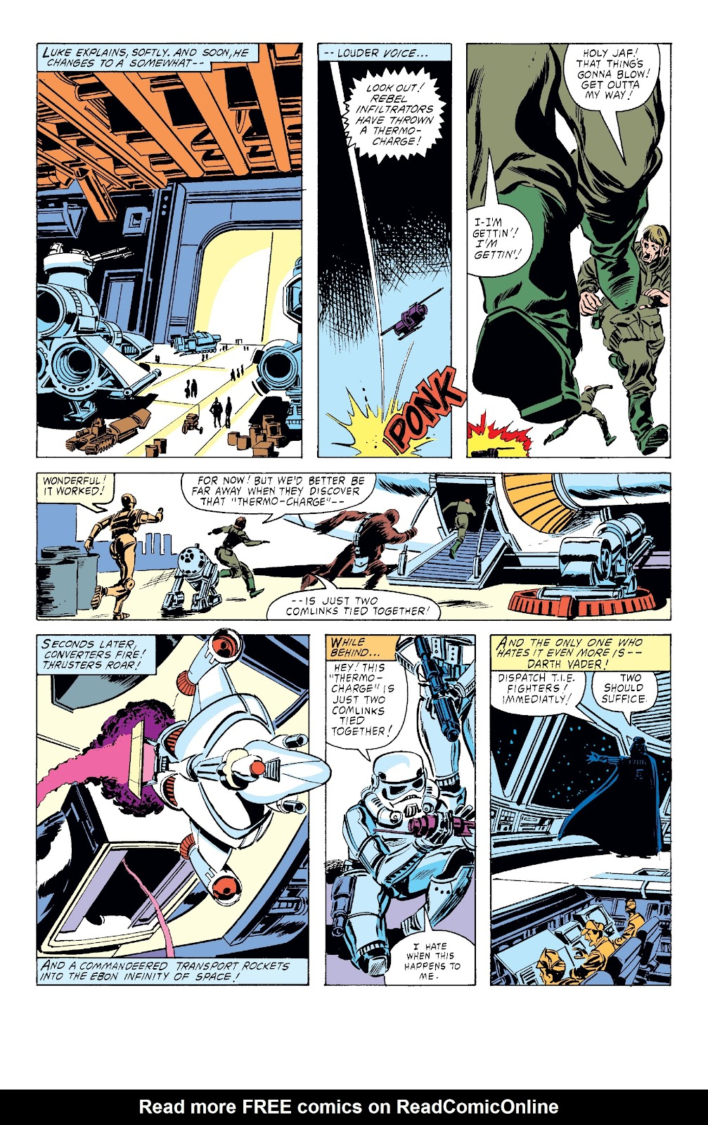 Read online Star Wars Legends: The Original Marvel Years - Epic Collection comic -  Issue # TPB 3 (Part 4) - 5