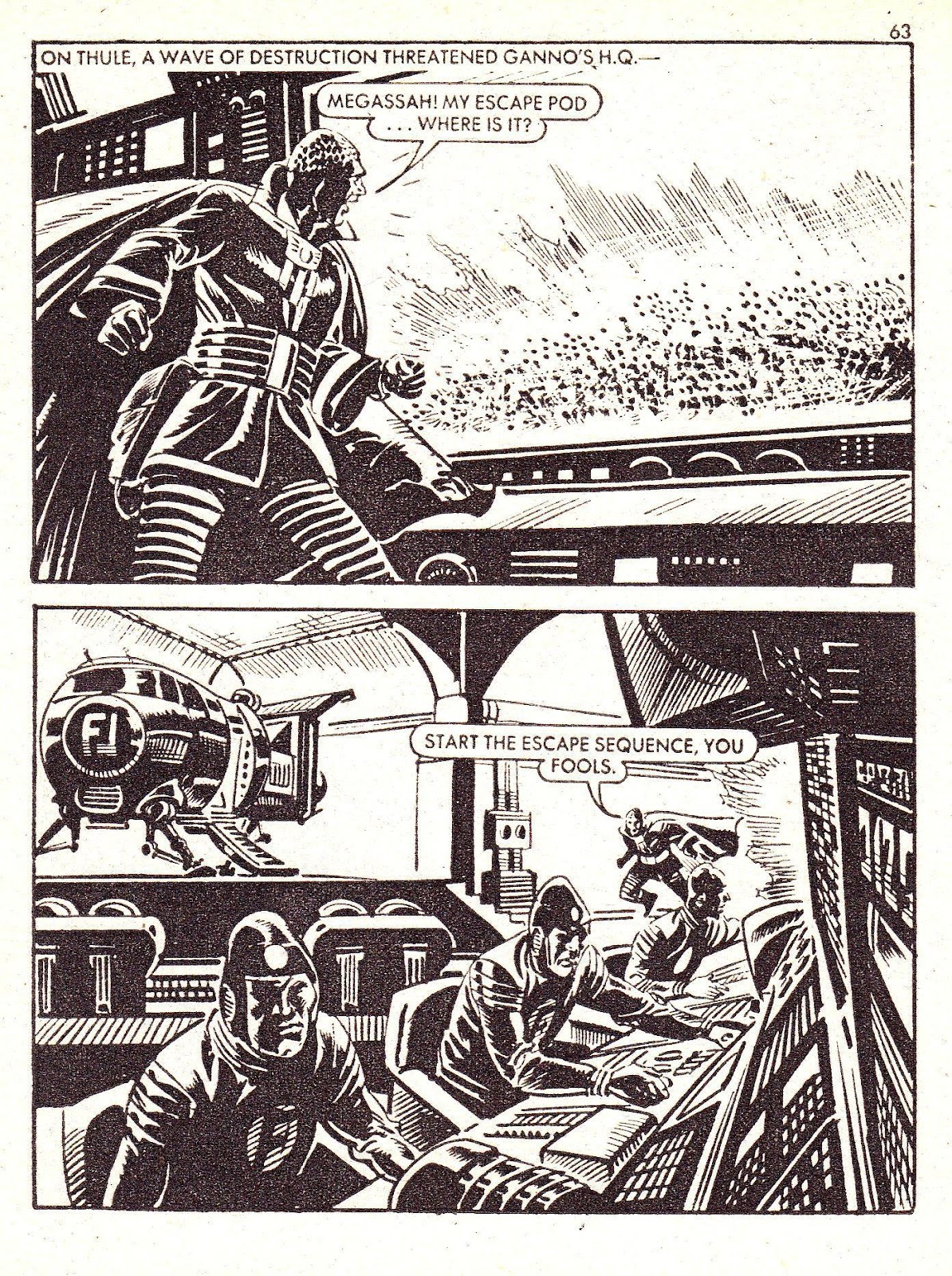 Starblazer issue 72 - Page 63