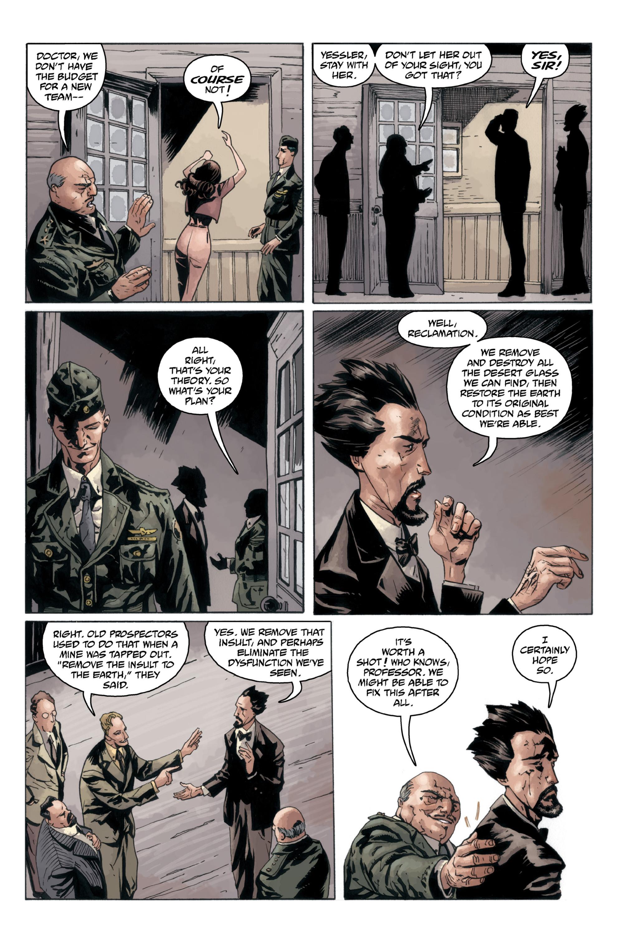 Read online B.P.R.D.: 1948 comic -  Issue # TPB - 90