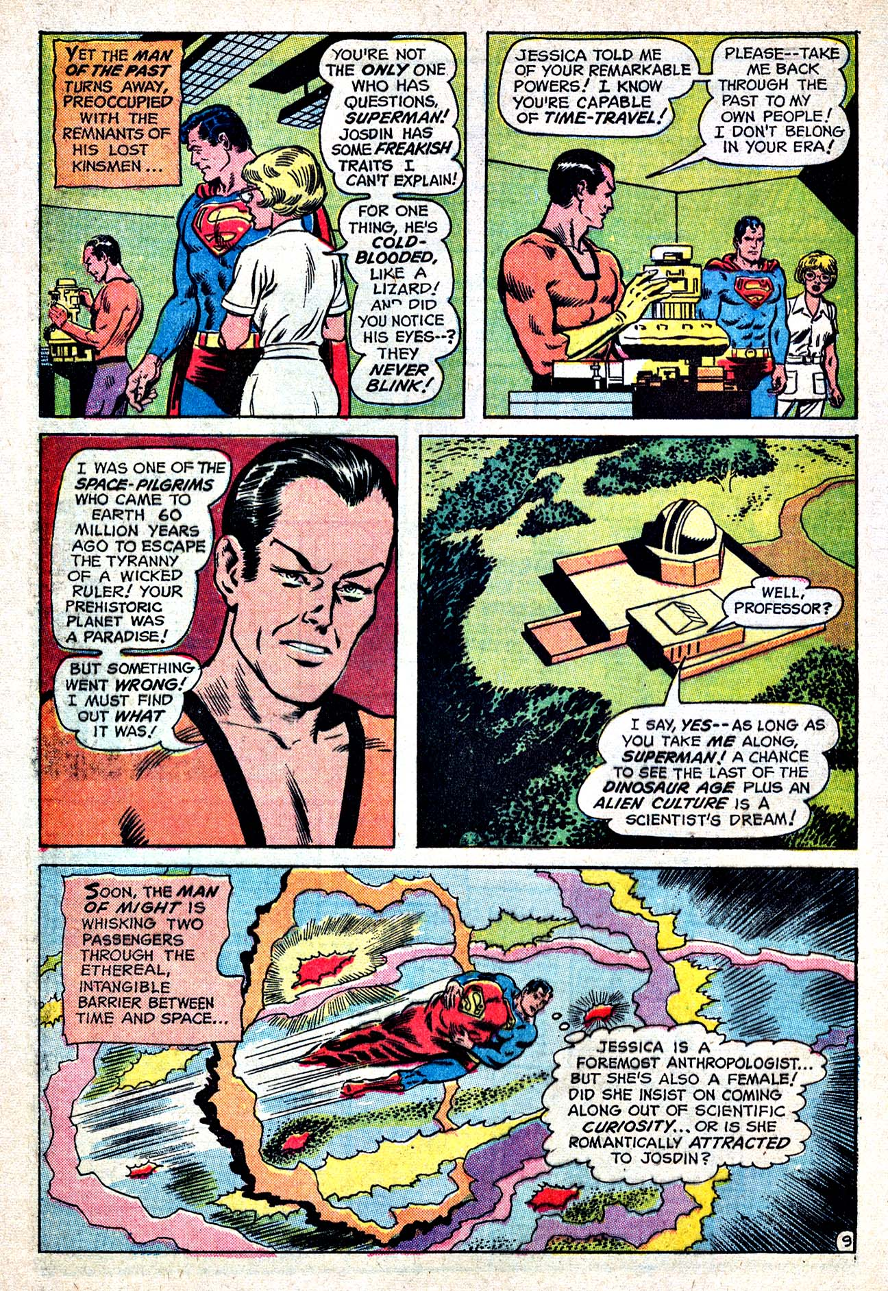Read online Action Comics (1938) comic -  Issue #412 - 13