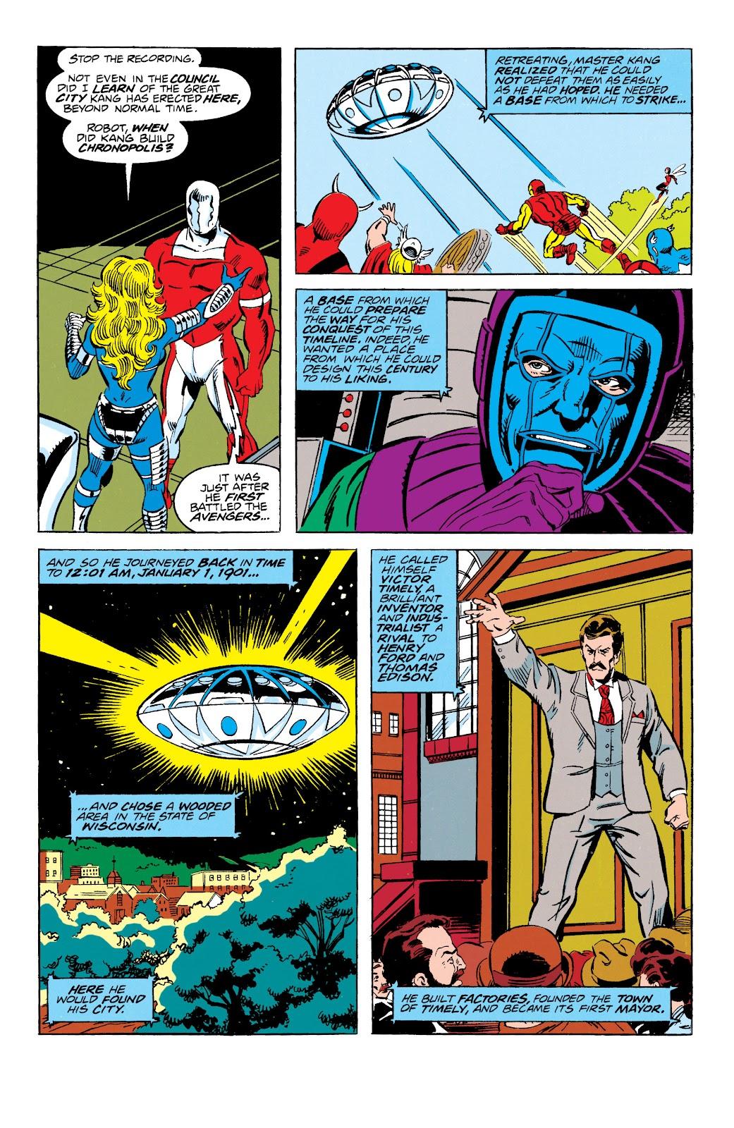 Read online Avengers: Citizen Kang comic -  Issue # TPB (Part 2) - 117