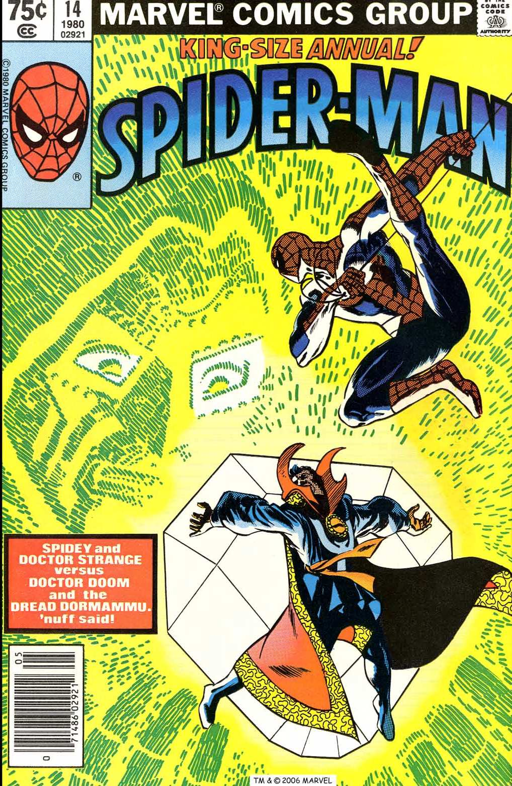 The Amazing Spider-Man (1963) _Annual_14 Page 1