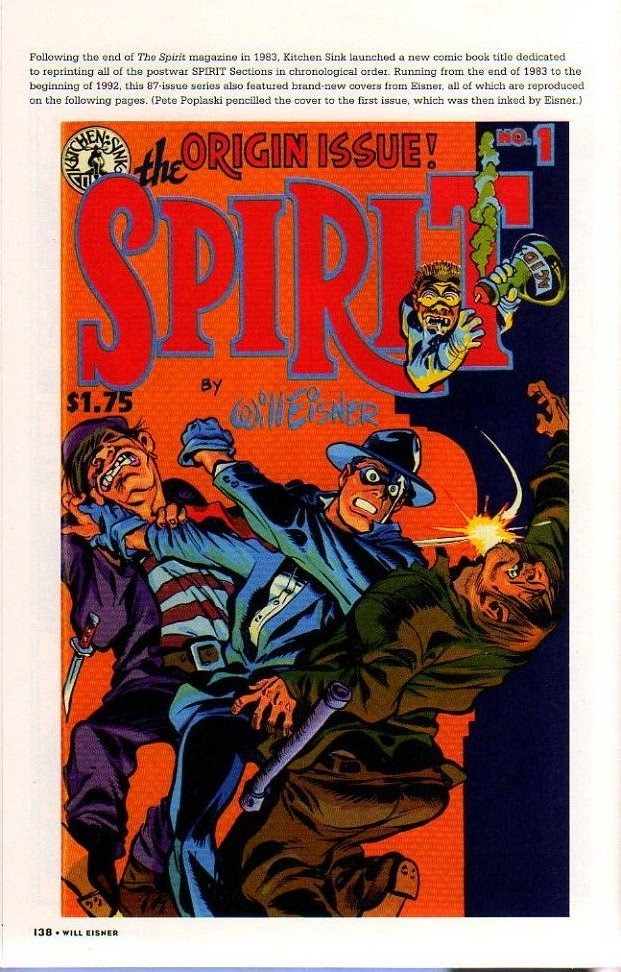 Read online Will Eisner's The Spirit Archives comic -  Issue # TPB 26 (Part 2) - 45