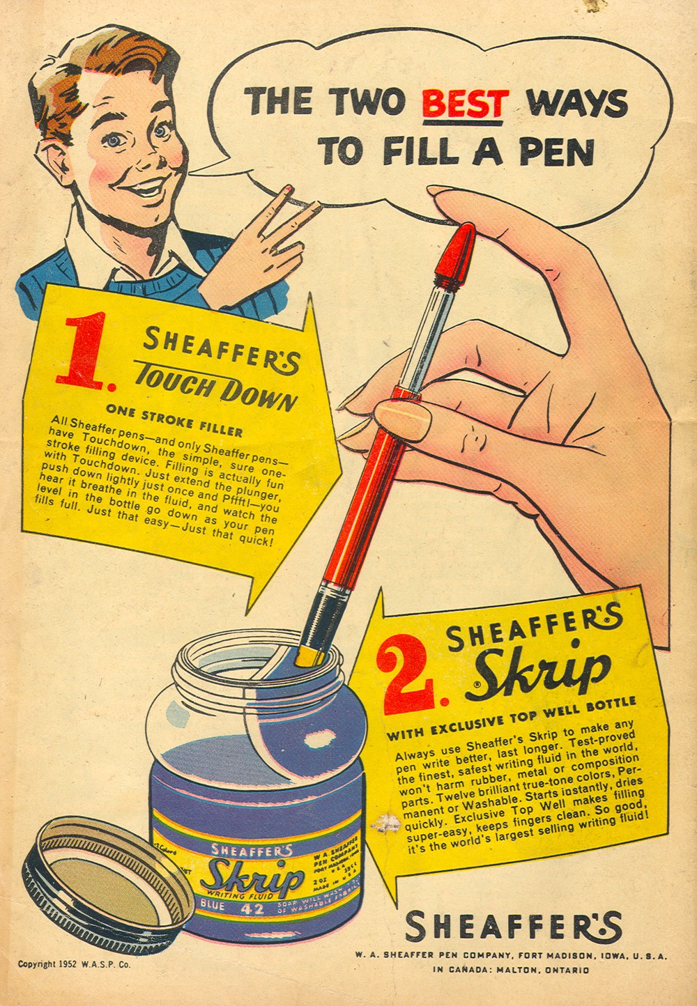Read online Adventure Comics (1938) comic -  Issue #176 - 44
