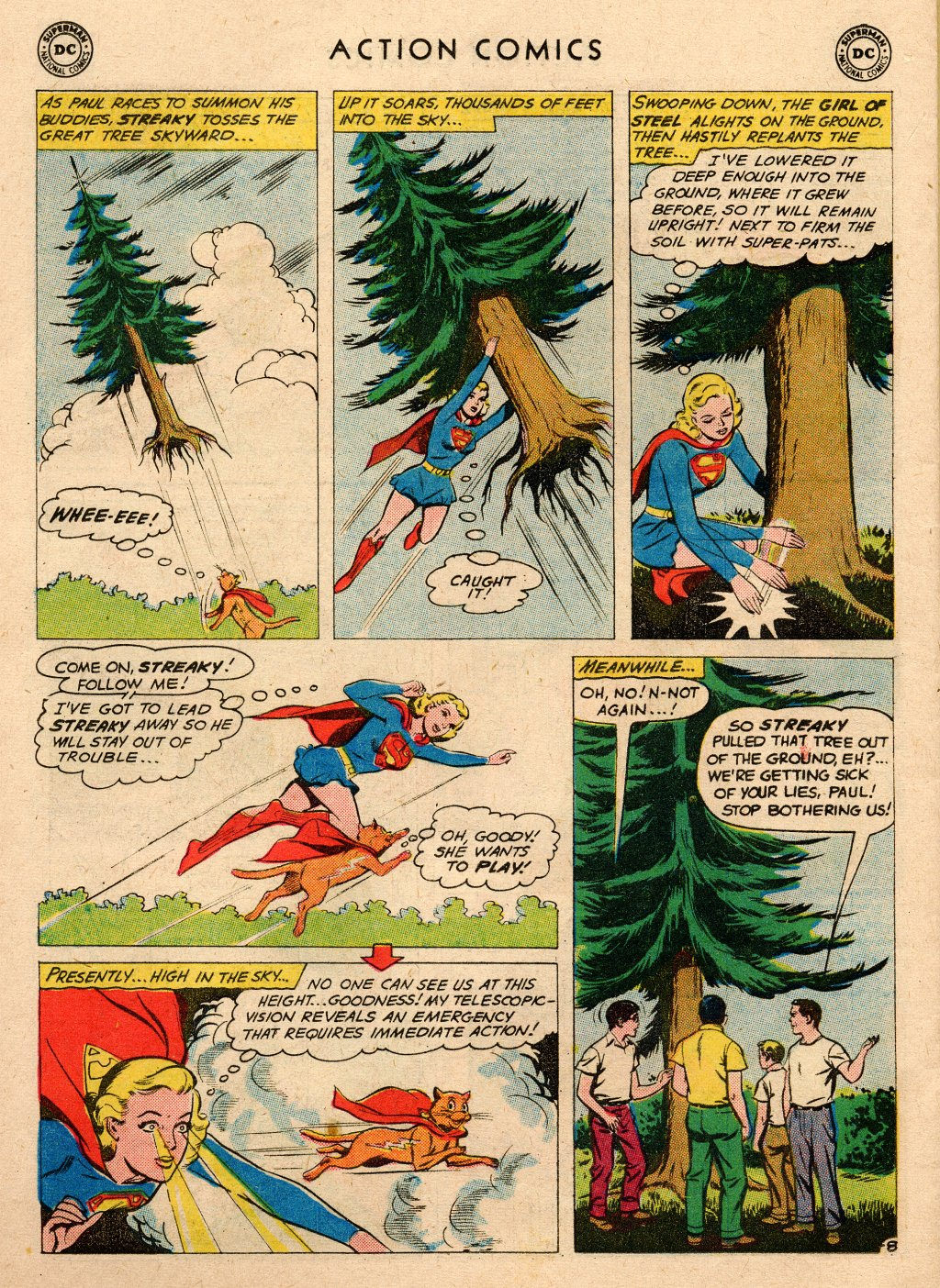 Read online Action Comics (1938) comic -  Issue #266 - 26