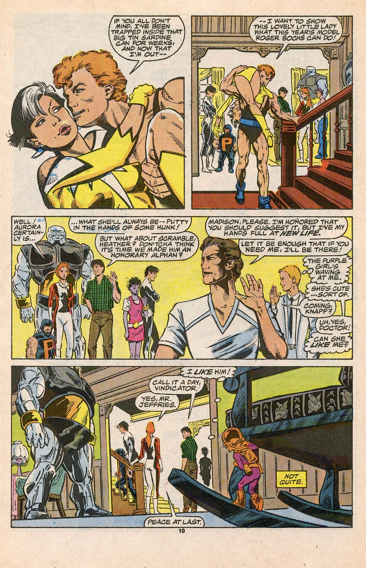 Read online Alpha Flight (1983) comic -  Issue #45 - 16