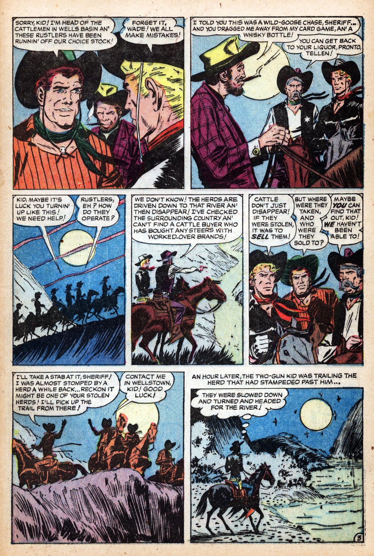 Read online Two-Gun Kid comic -  Issue #19 - 29