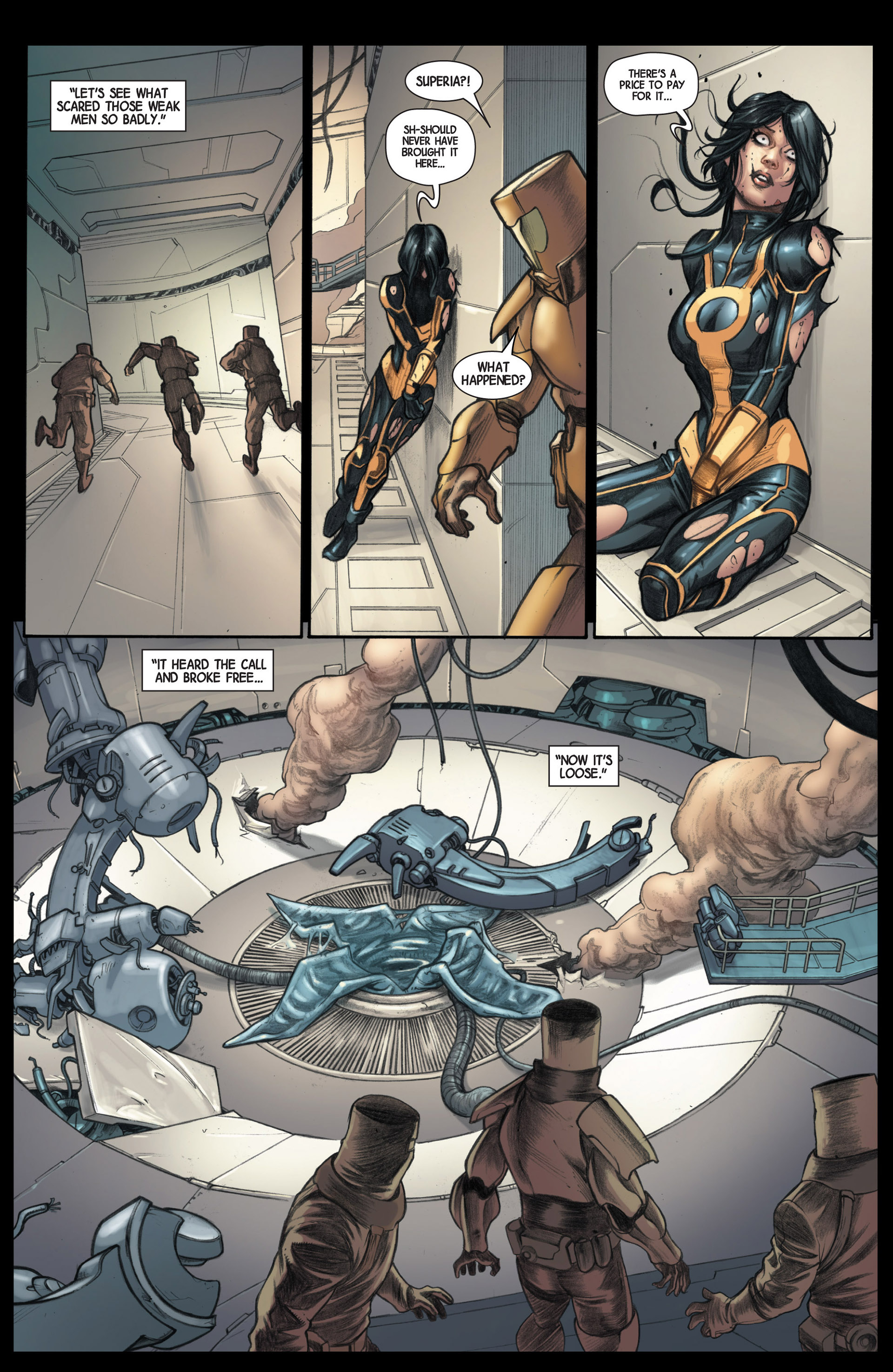 Read online Avengers (2013) comic -  Issue #15 - 11