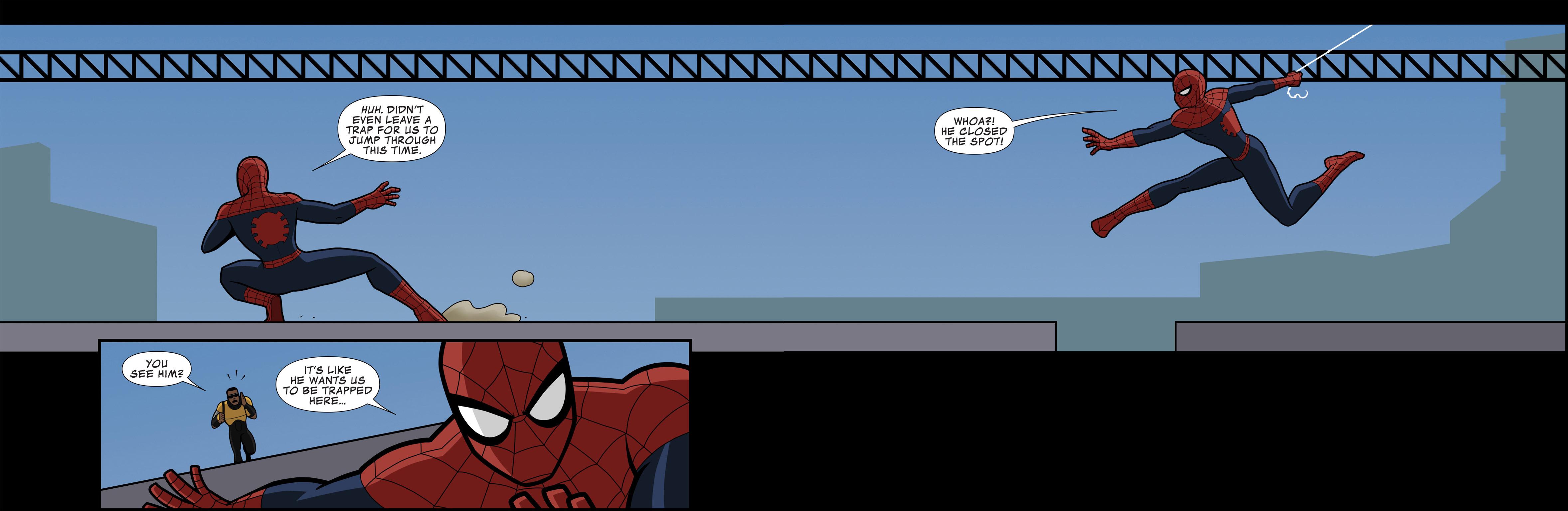 Read online Ultimate Spider-Man (Infinite Comics) (2015) comic -  Issue #10 - 37