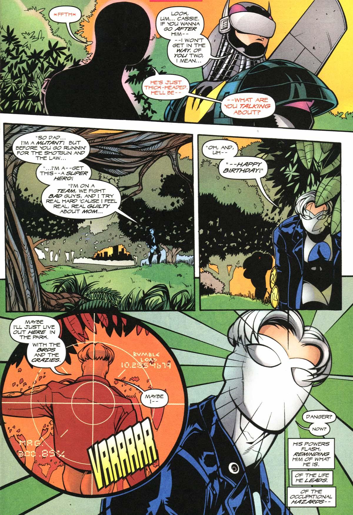 Read online Slingers comic -  Issue #9 - 11