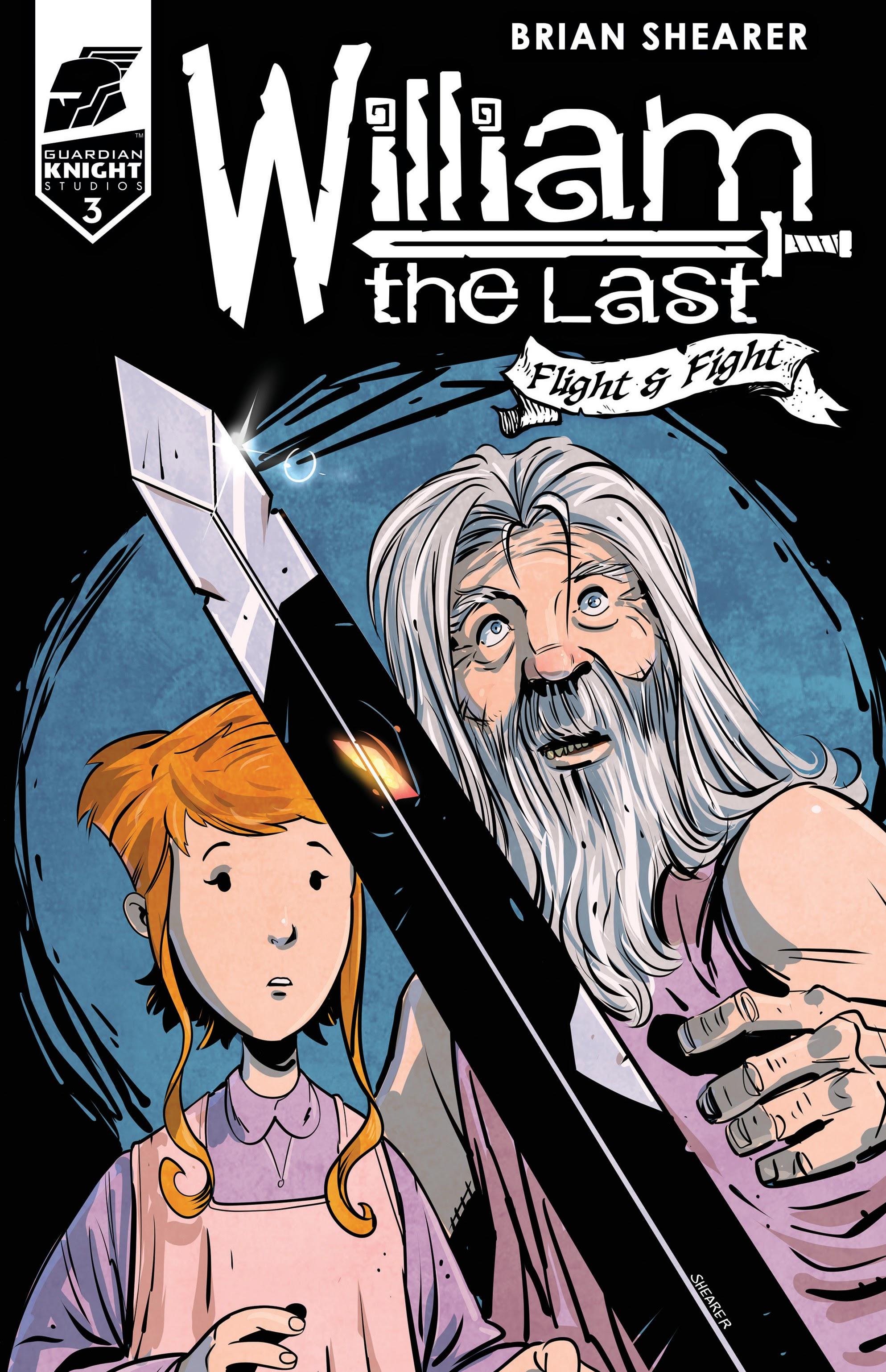 William the Last: Flight & Fight 3 Page 1