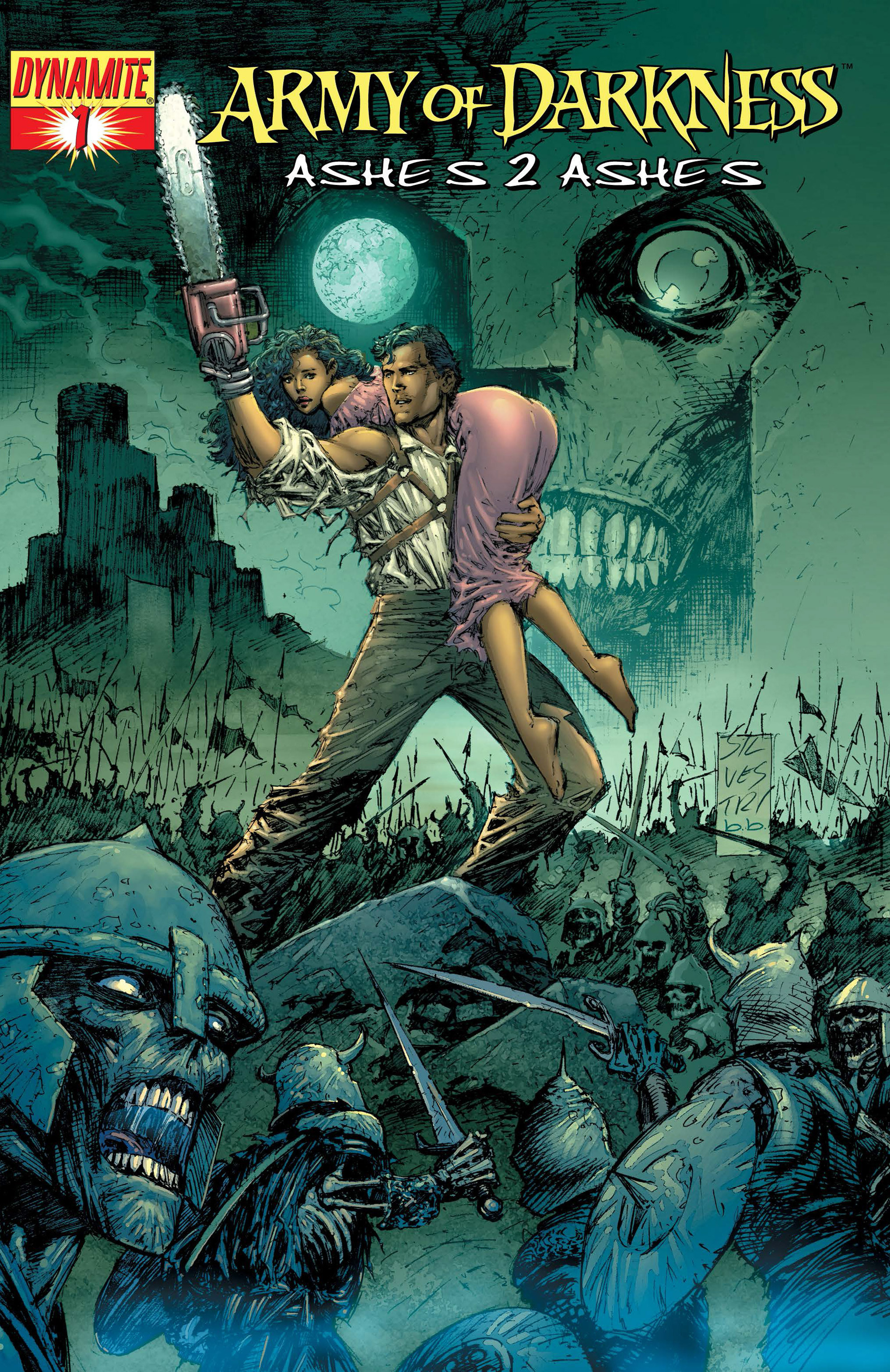 Read online Army of Darkness: Ashes 2 Ashes comic -  Issue #1 - 3