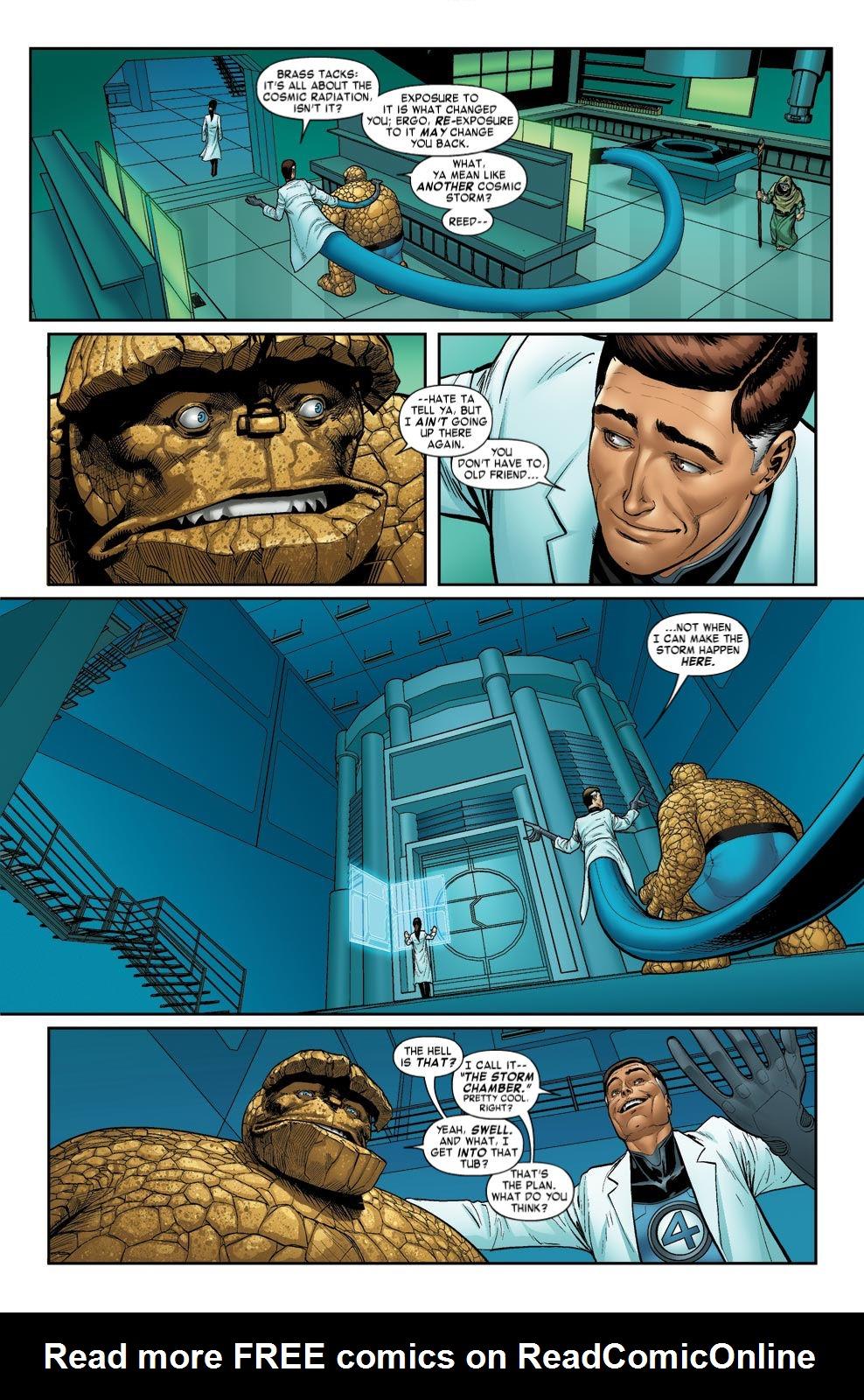 Read online Fantastic Four: Season One comic -  Issue # TPB - 75