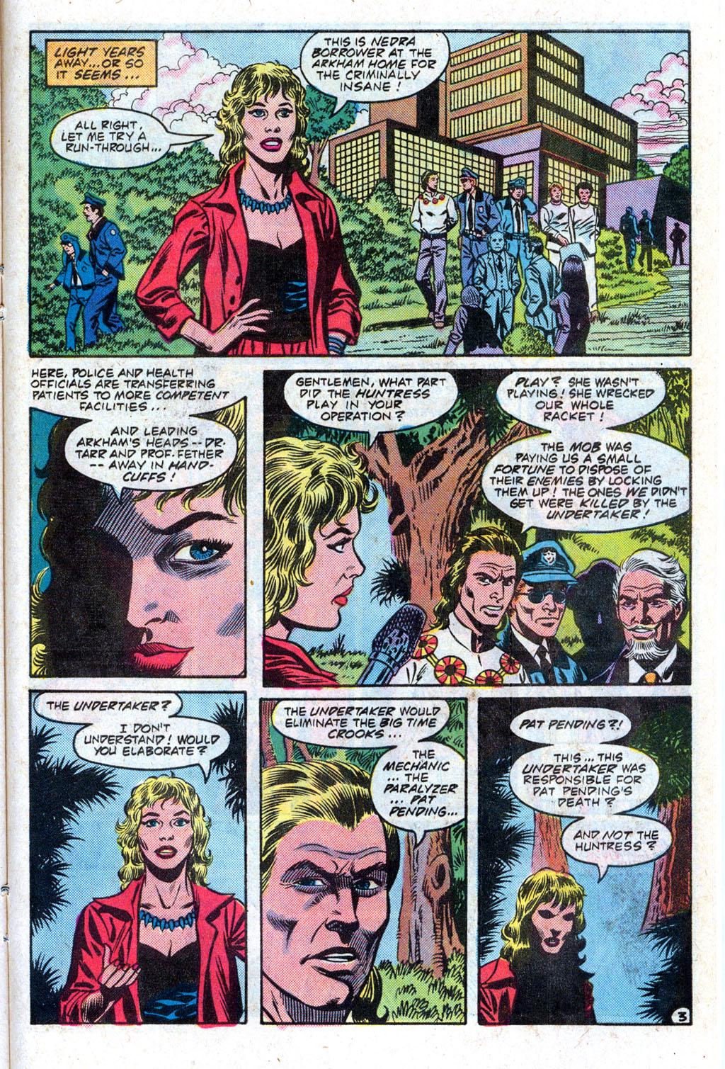 Read online Wonder Woman (1942) comic -  Issue #308 - 27