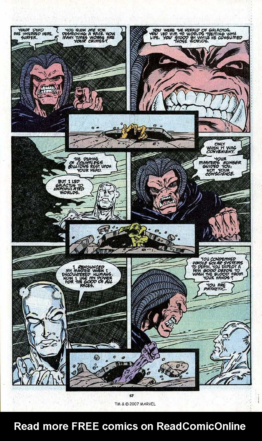 Read online Silver Surfer (1987) comic -  Issue # _Annual 3 - 59
