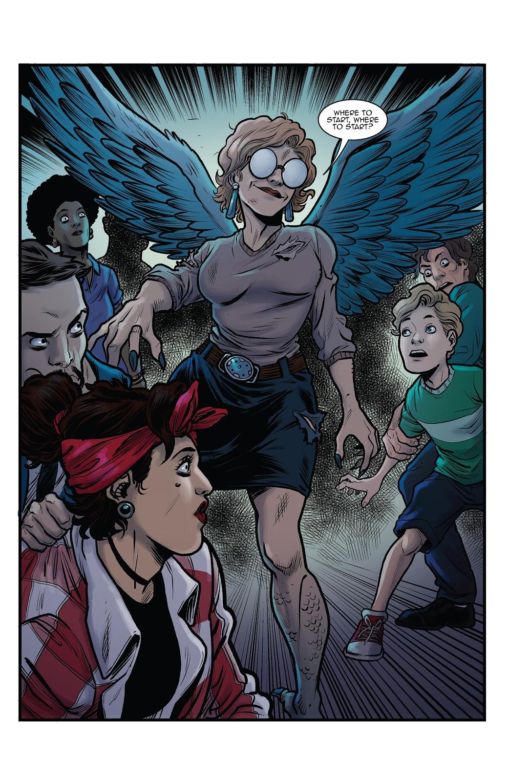Read online Black Betty comic -  Issue #8 - 4