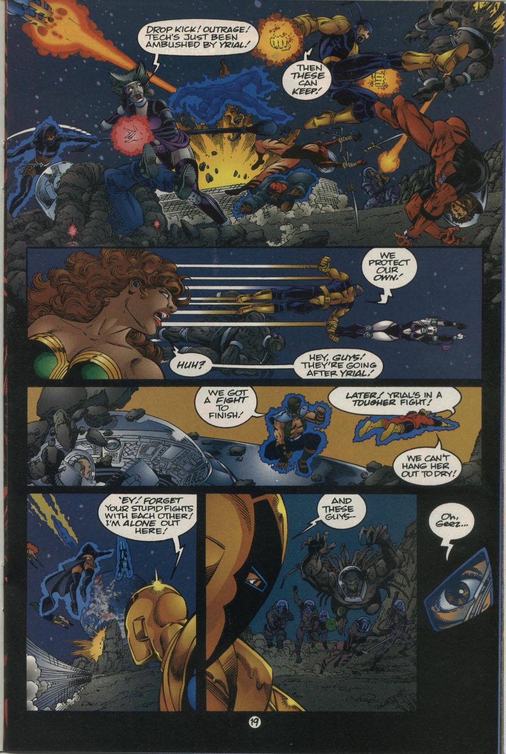 Read online Break-Thru comic -  Issue #2 - 20