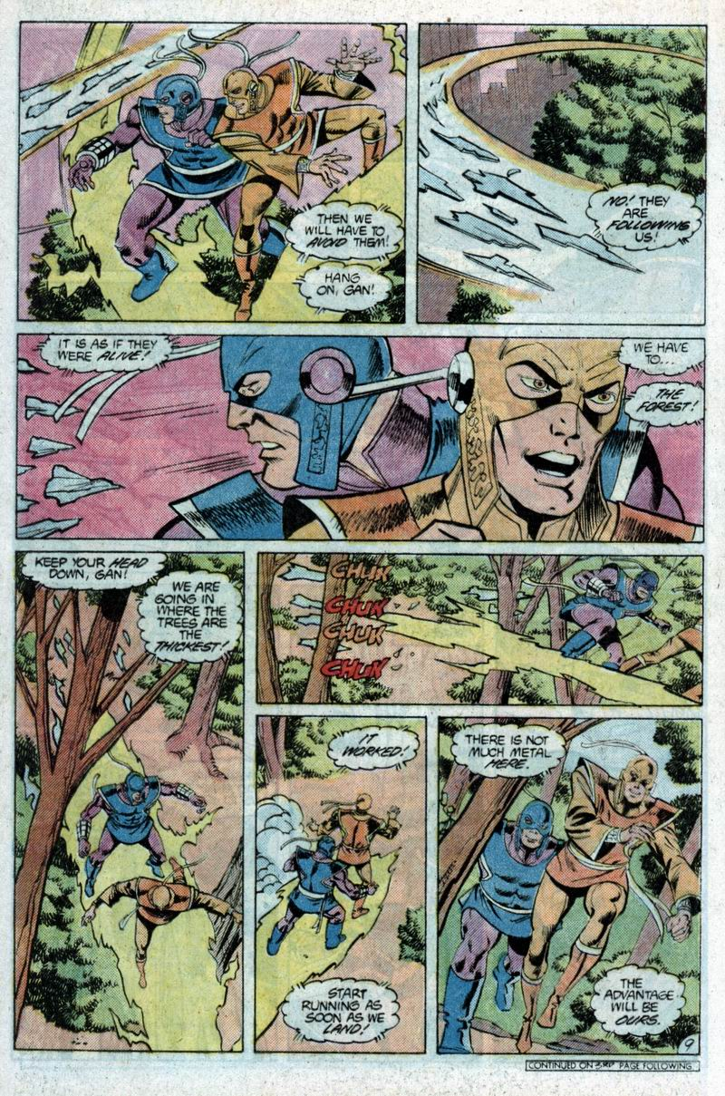 Teen Titans Spotlight issue 17 - Page 10