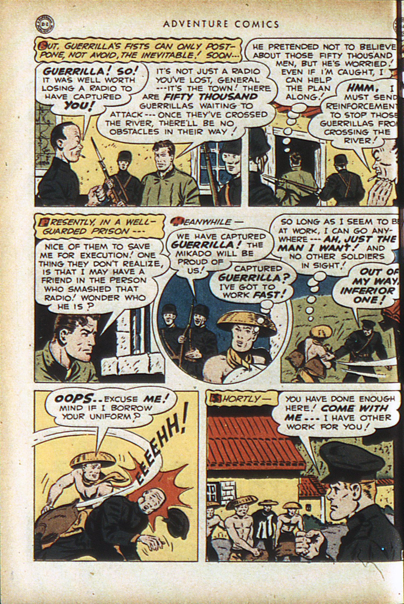 Read online Adventure Comics (1938) comic -  Issue #94 - 49