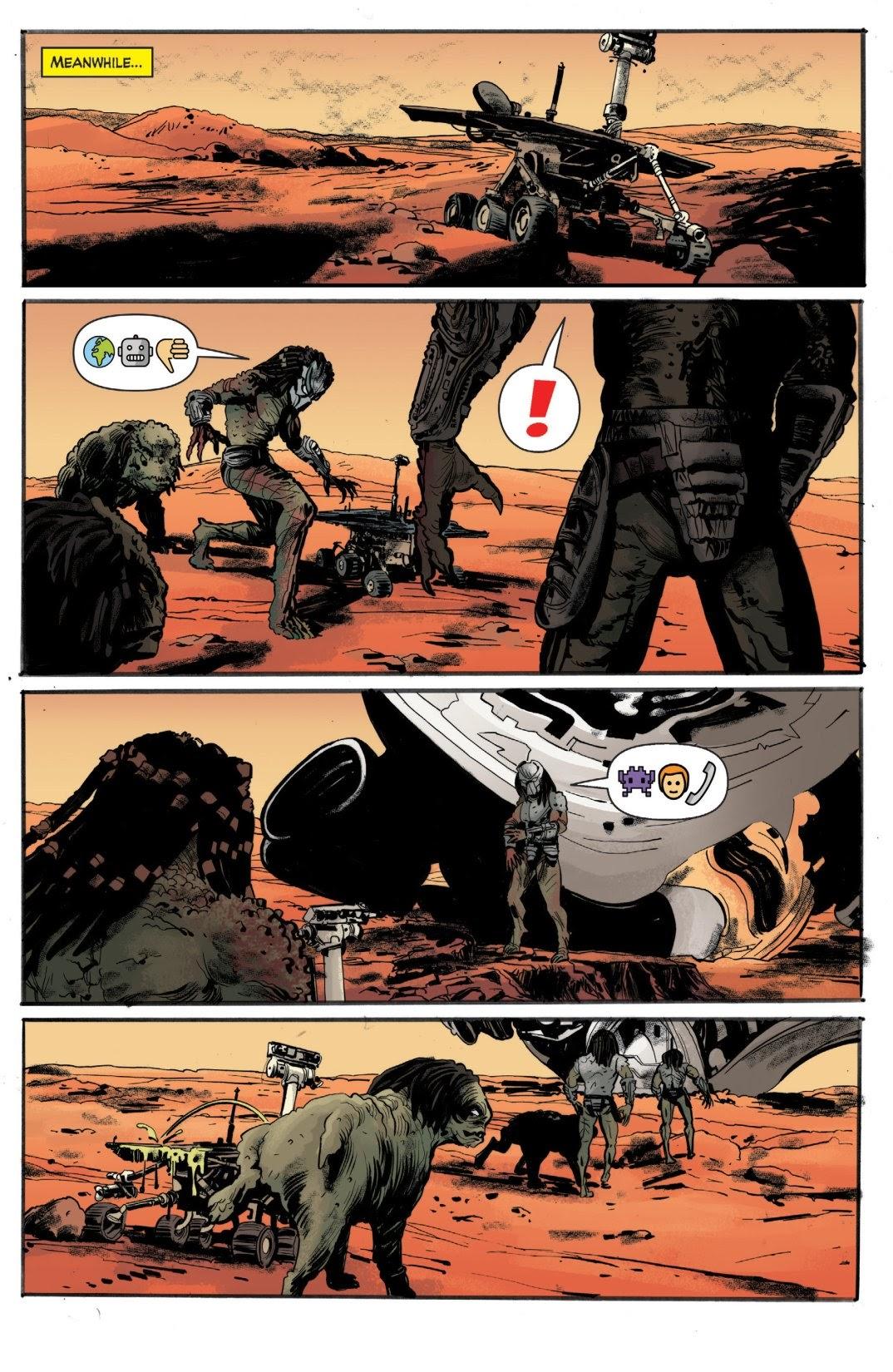 Archie vs. Predator II #1 #1 - English 19