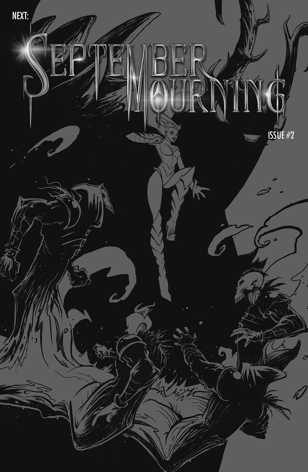 Read online September Mourning Volume 1 comic -  Issue #1 - 27