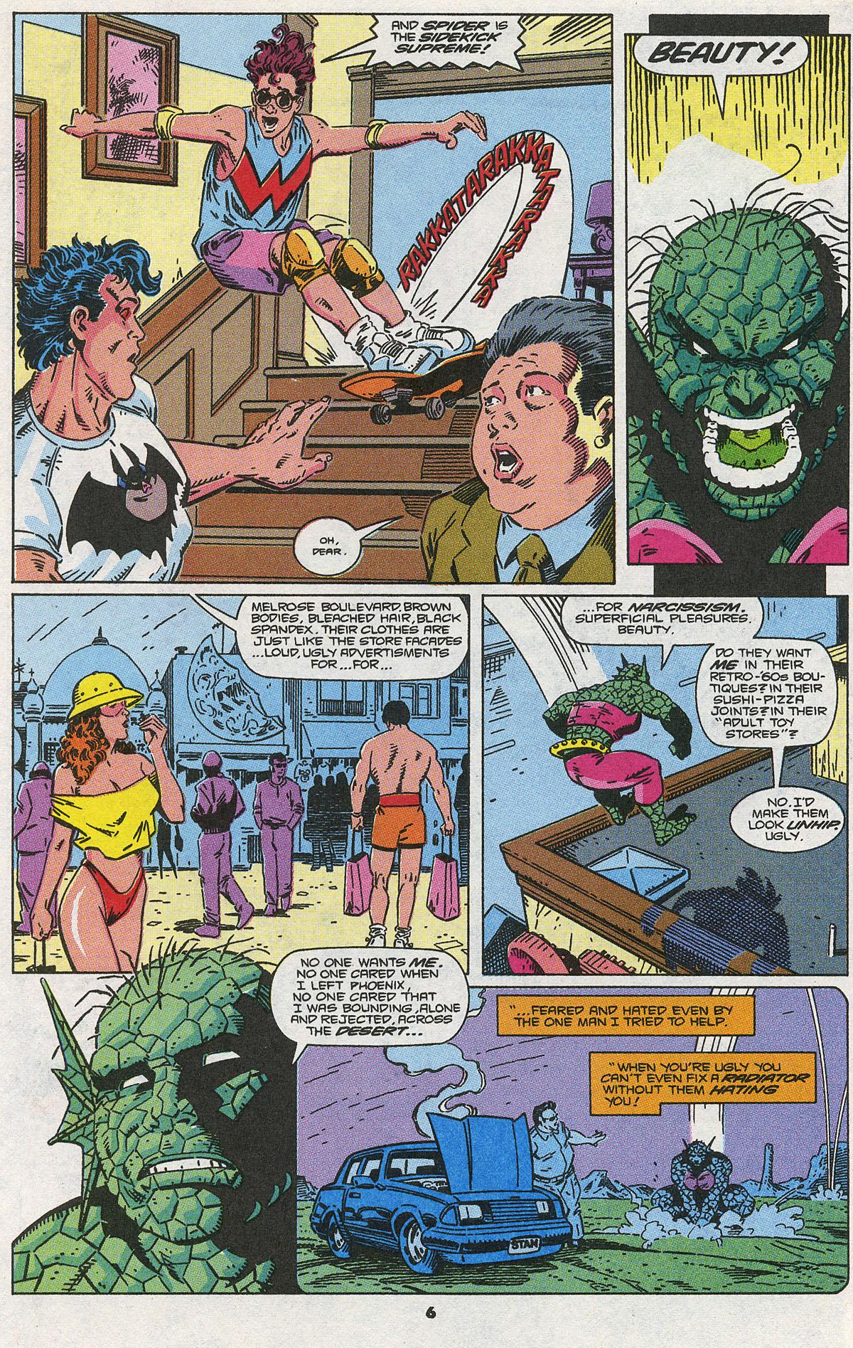 Read online Wonder Man (1991) comic -  Issue #3 - 6