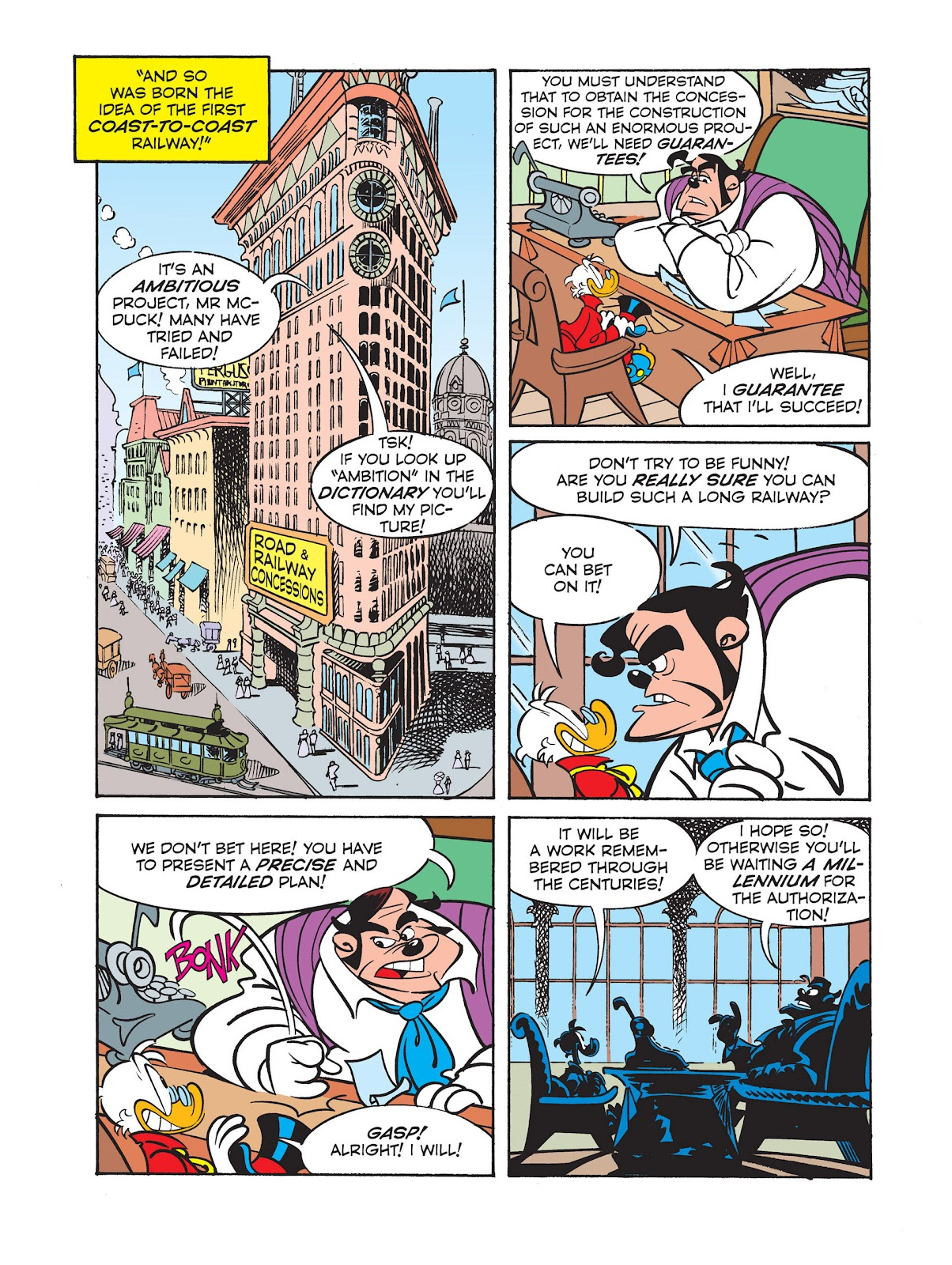 All of Scrooge McDuck's Millions Issue #2 #2 - English 11