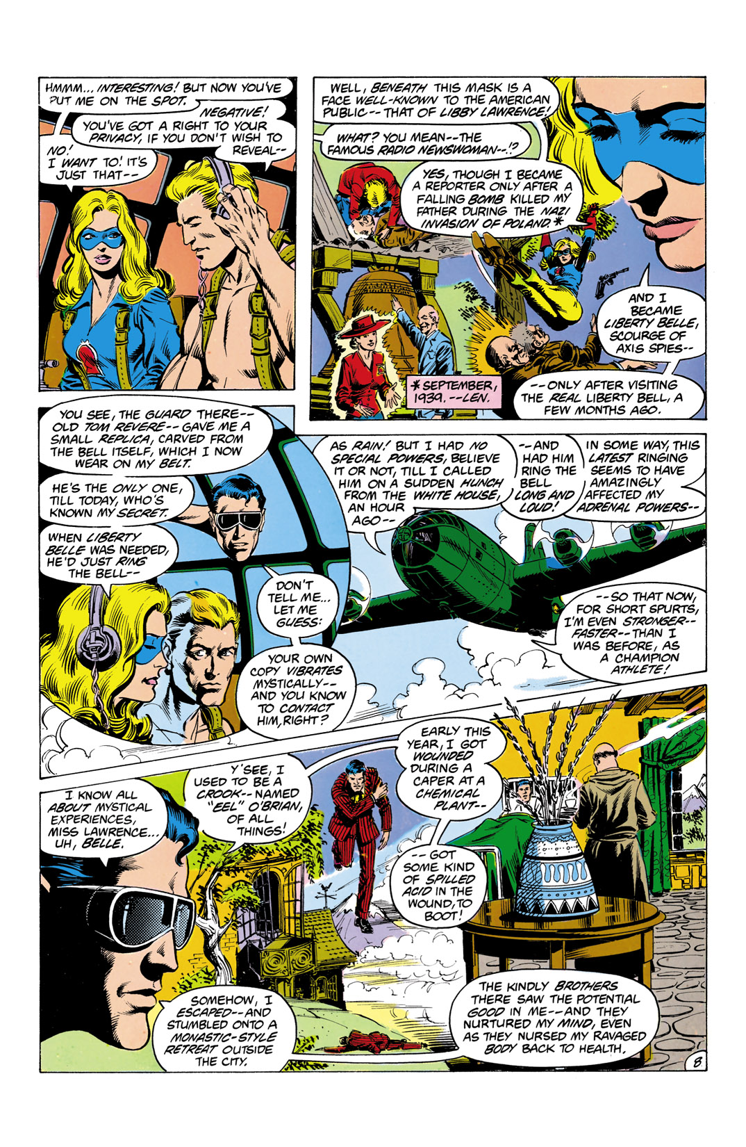 Read online All-Star Squadron comic -  Issue #2 - 9