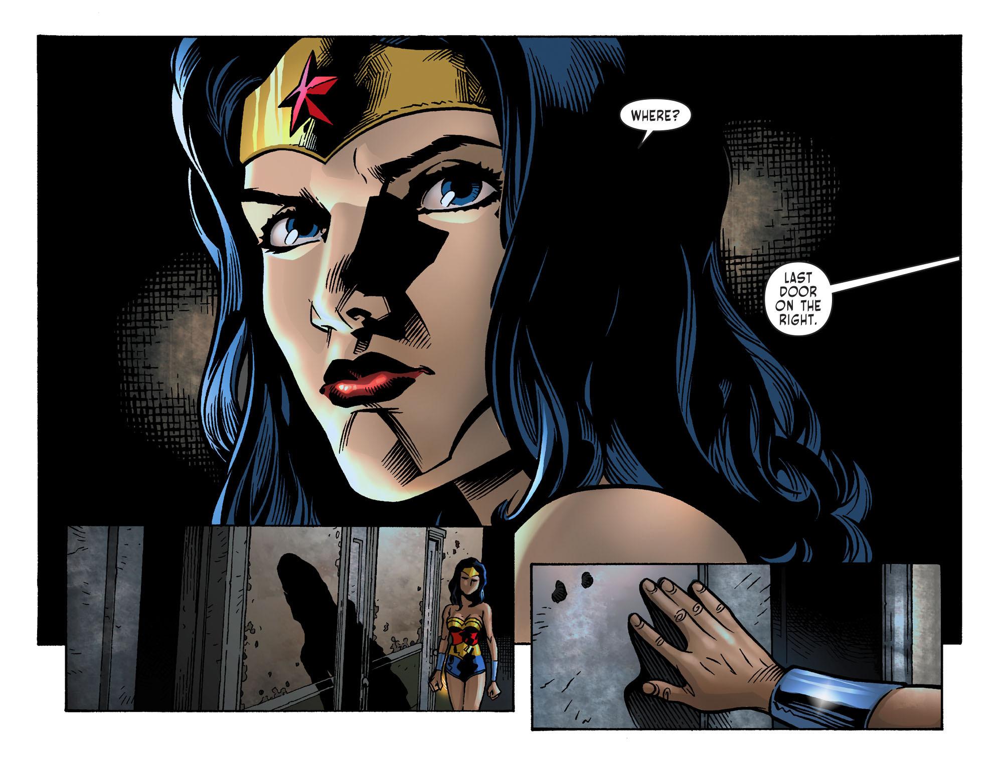 Read online Sensation Comics Featuring Wonder Woman comic -  Issue #38 - 5