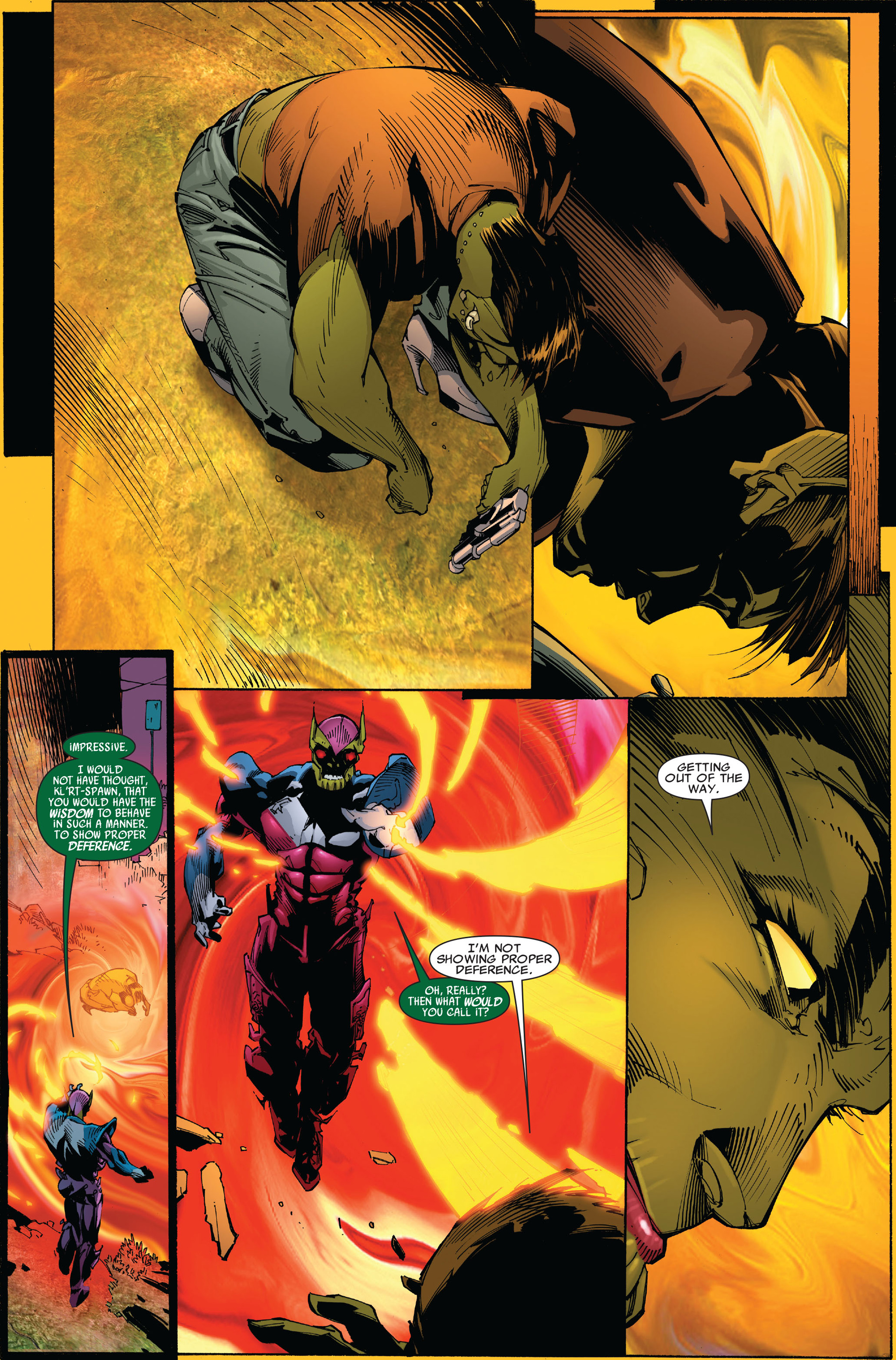 Read online X-Factor (2006) comic -  Issue #34 - 13