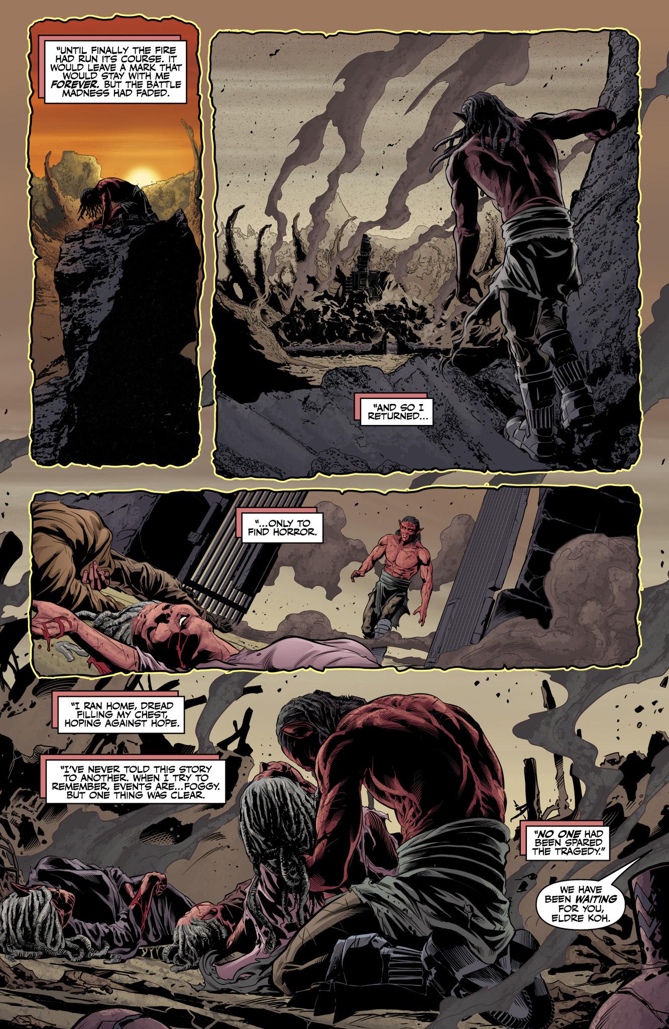 Read online Angel & Faith Season 10 comic -  Issue #12 - 8