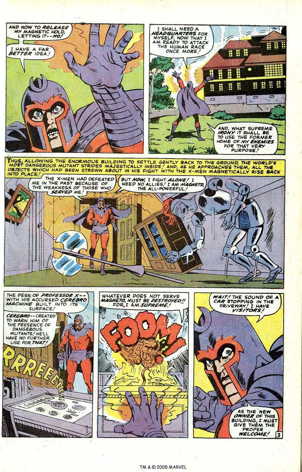 Uncanny X-Men (1963) issue 70 - Page 29