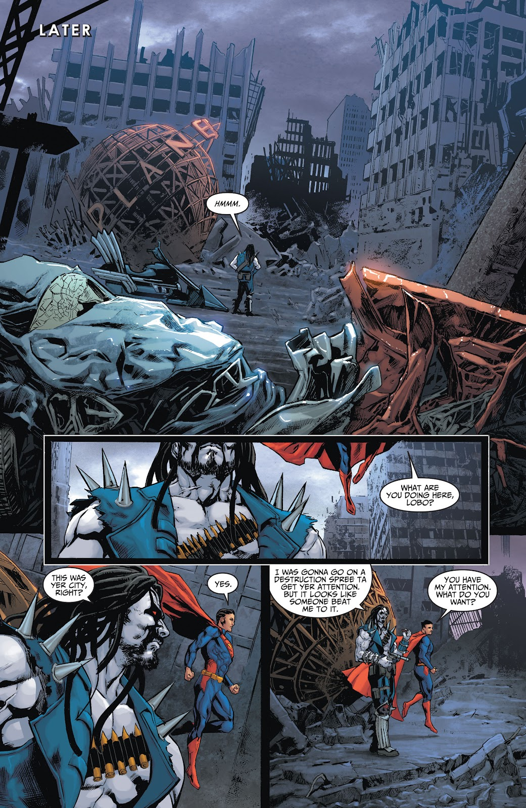 Injustice: Gods Among Us [I] issue _Annual_1 - Page 8
