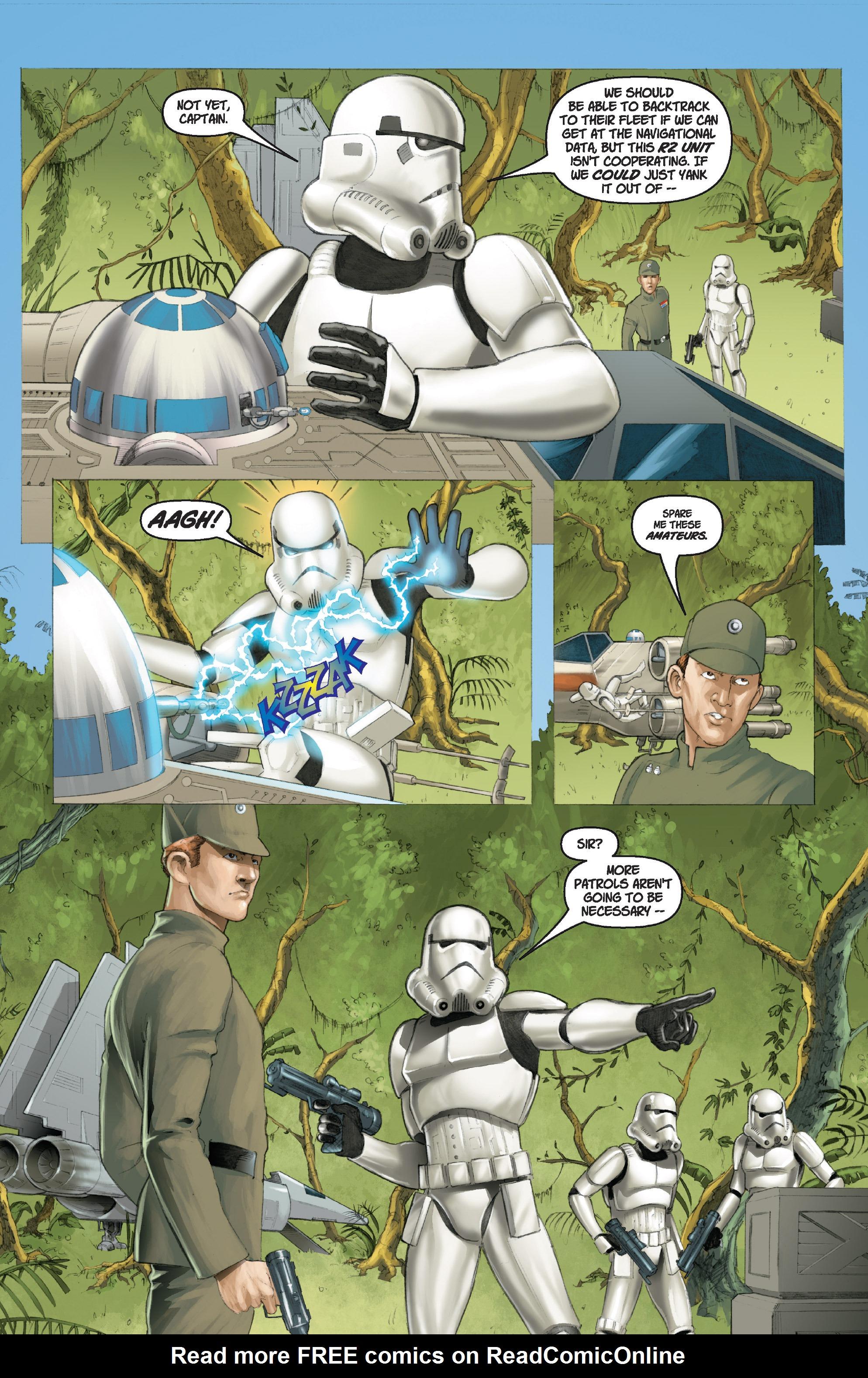 Read online Star Wars Omnibus comic -  Issue # Vol. 20 - 38