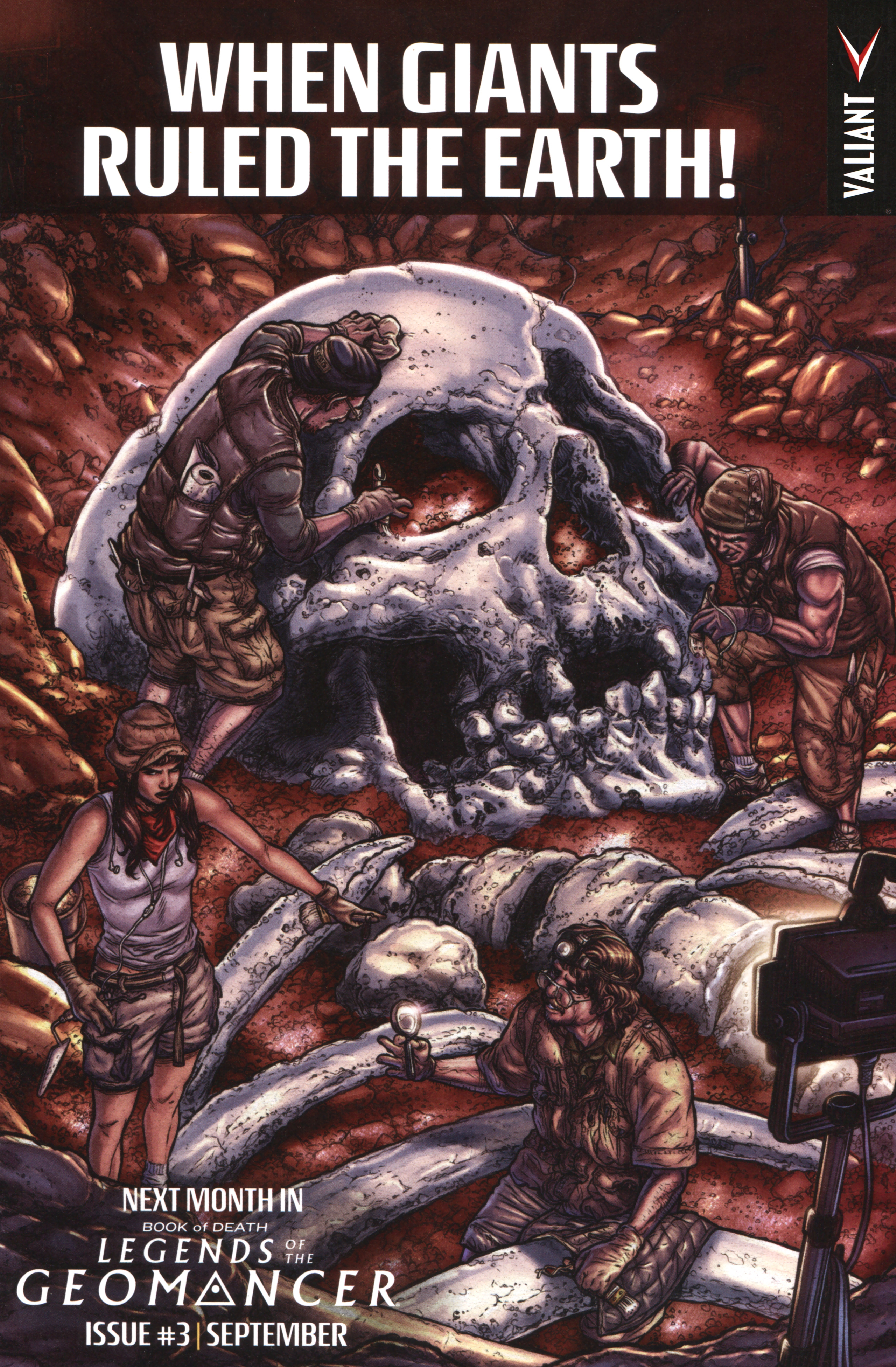 Read online Book of Death: Legends of the Geomancer comic -  Issue #2 - 19