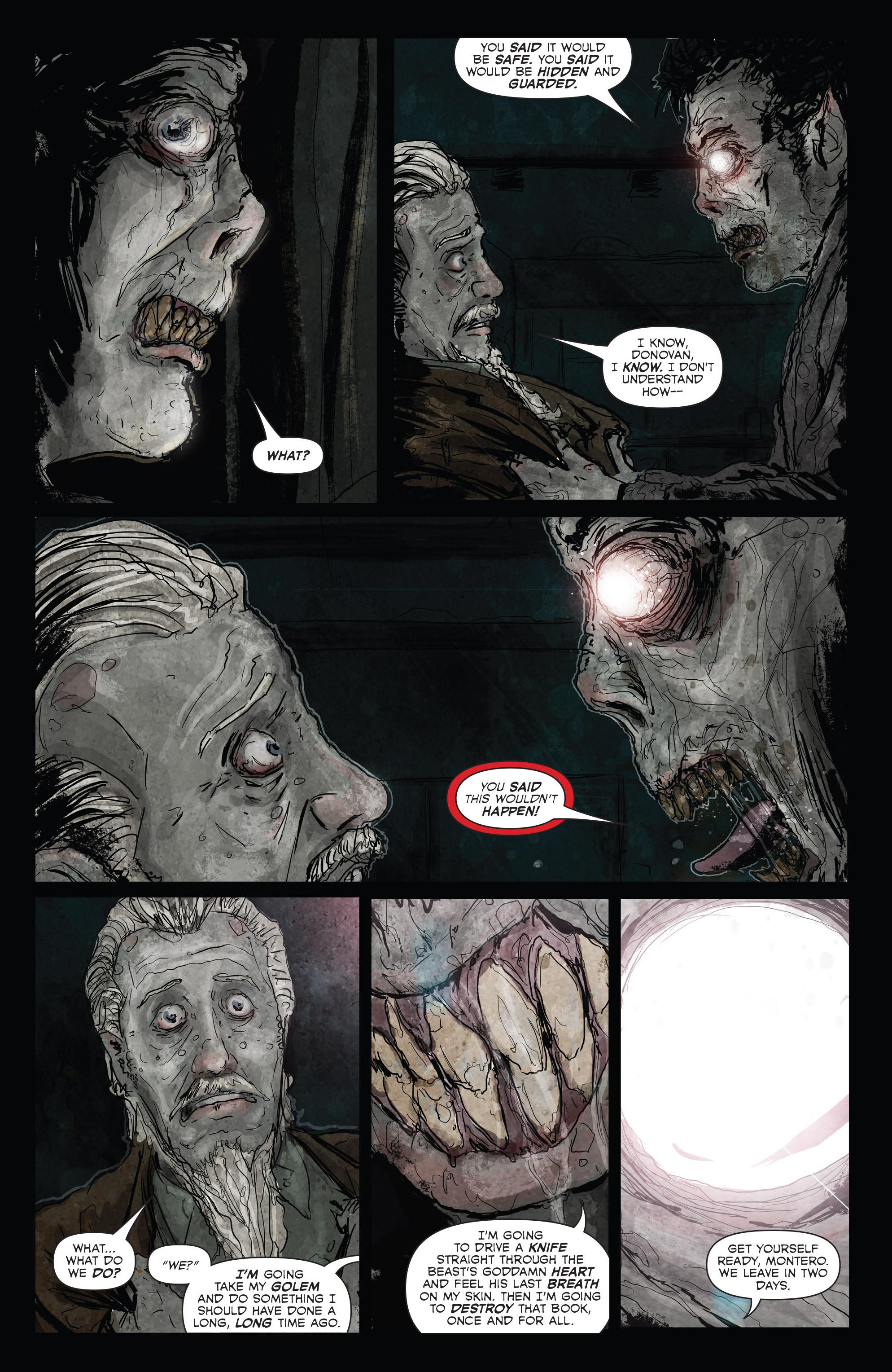 Read online Hoax Hunters (2012) comic -  Issue # TPB 3 - 13