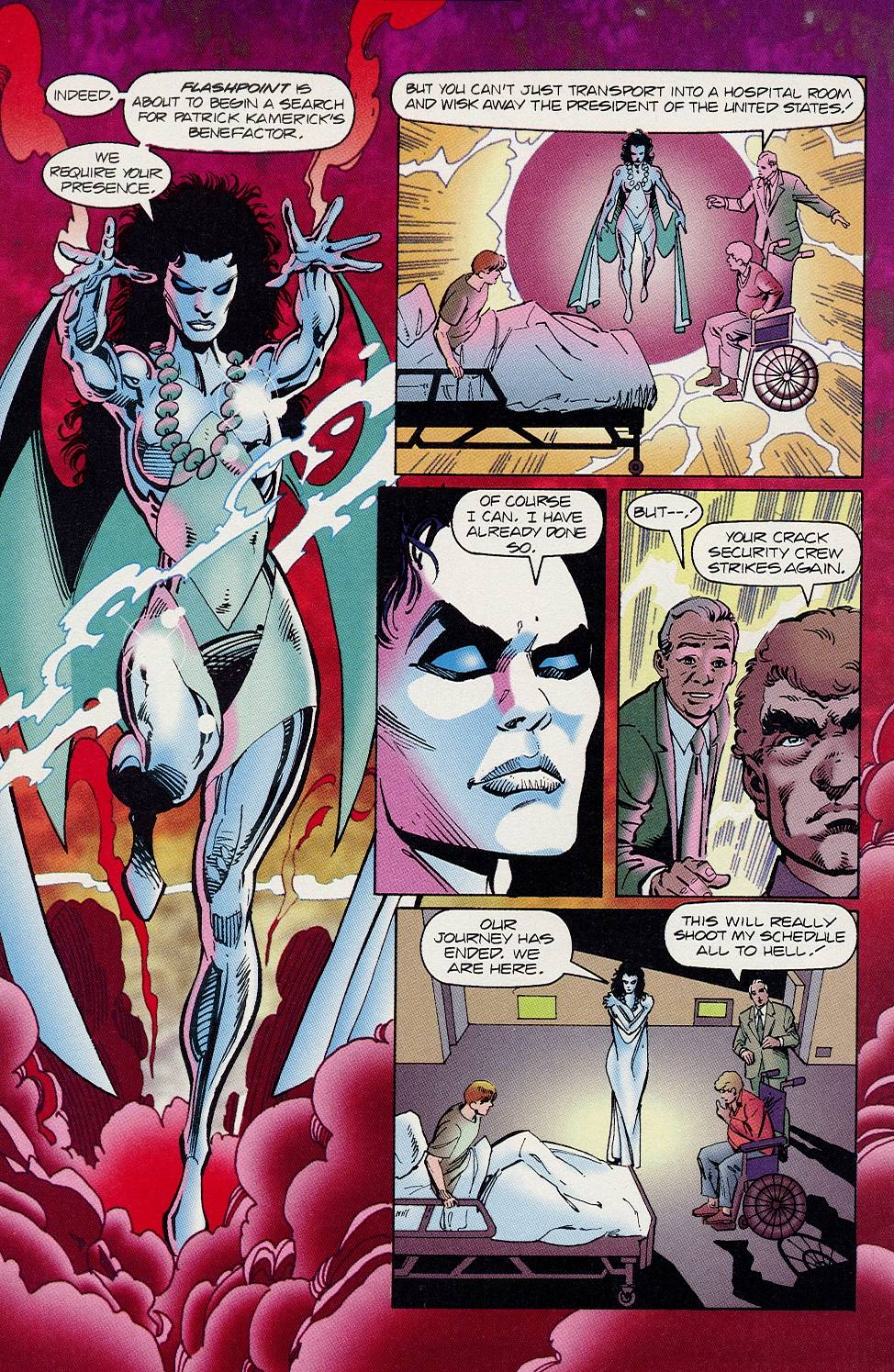 Read online Solar, Man of the Atom comic -  Issue #46 - 18