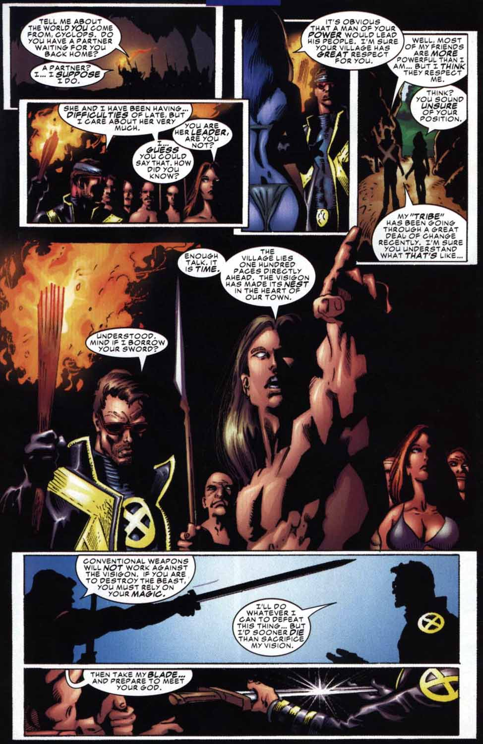 Read online Cyclops (2001) comic -  Issue #3 - 14