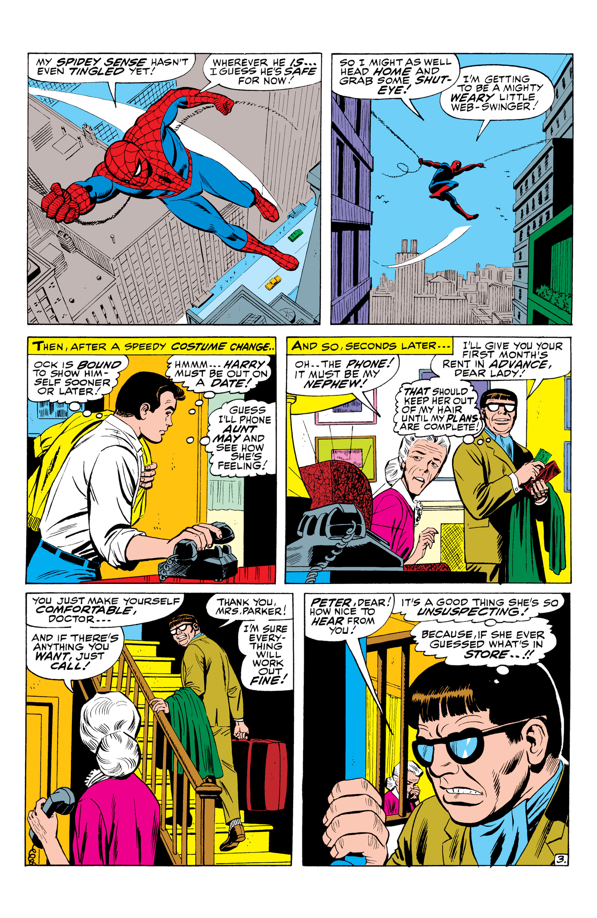 The Amazing Spider-Man (1963) 54 Page 3